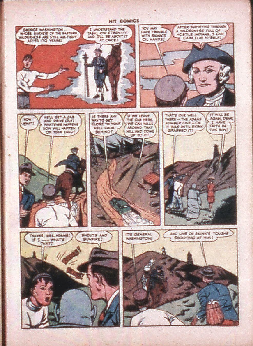 Read online Hit Comics comic -  Issue #33 - 13