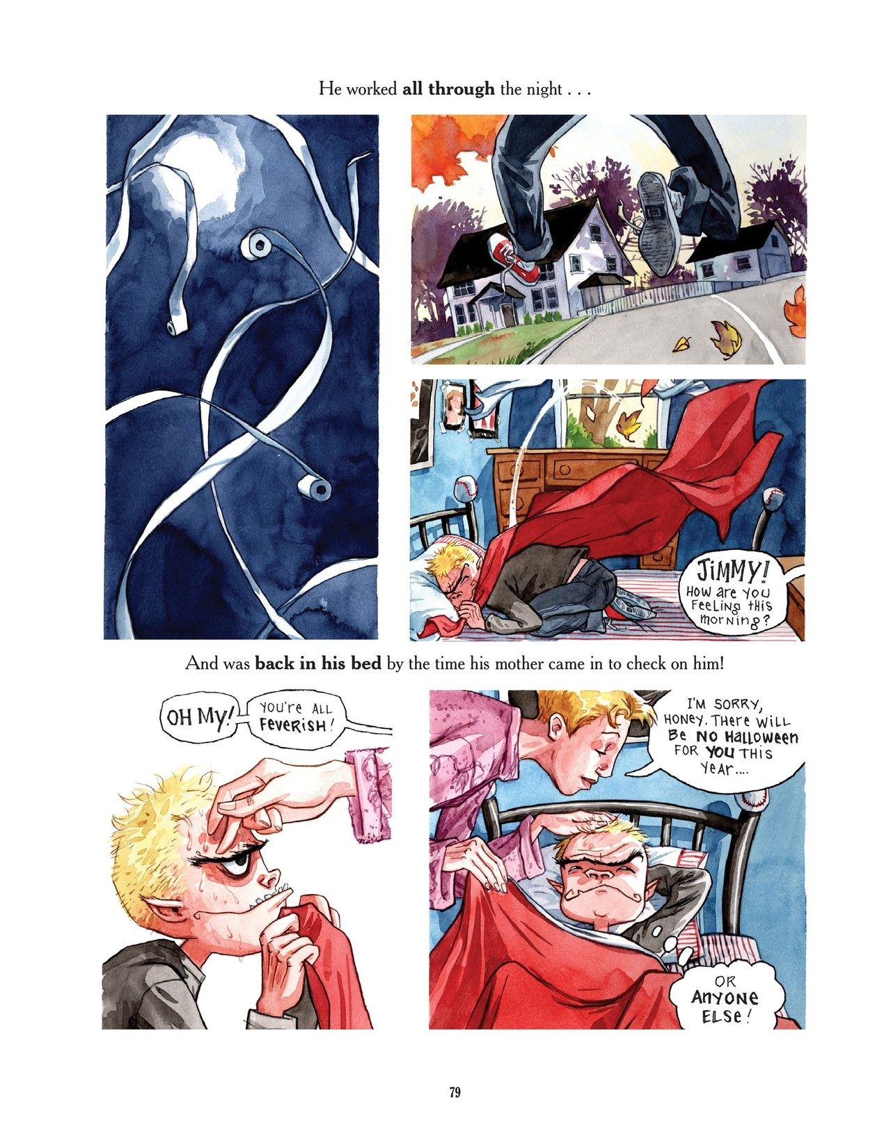 Read online Scary Godmother comic -  Issue # TPB - 79