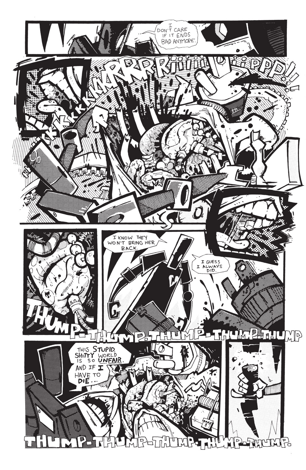 Read online Scud: The Disposable Assassin: The Whole Shebang comic -  Issue # TPB (Part 4) - 92