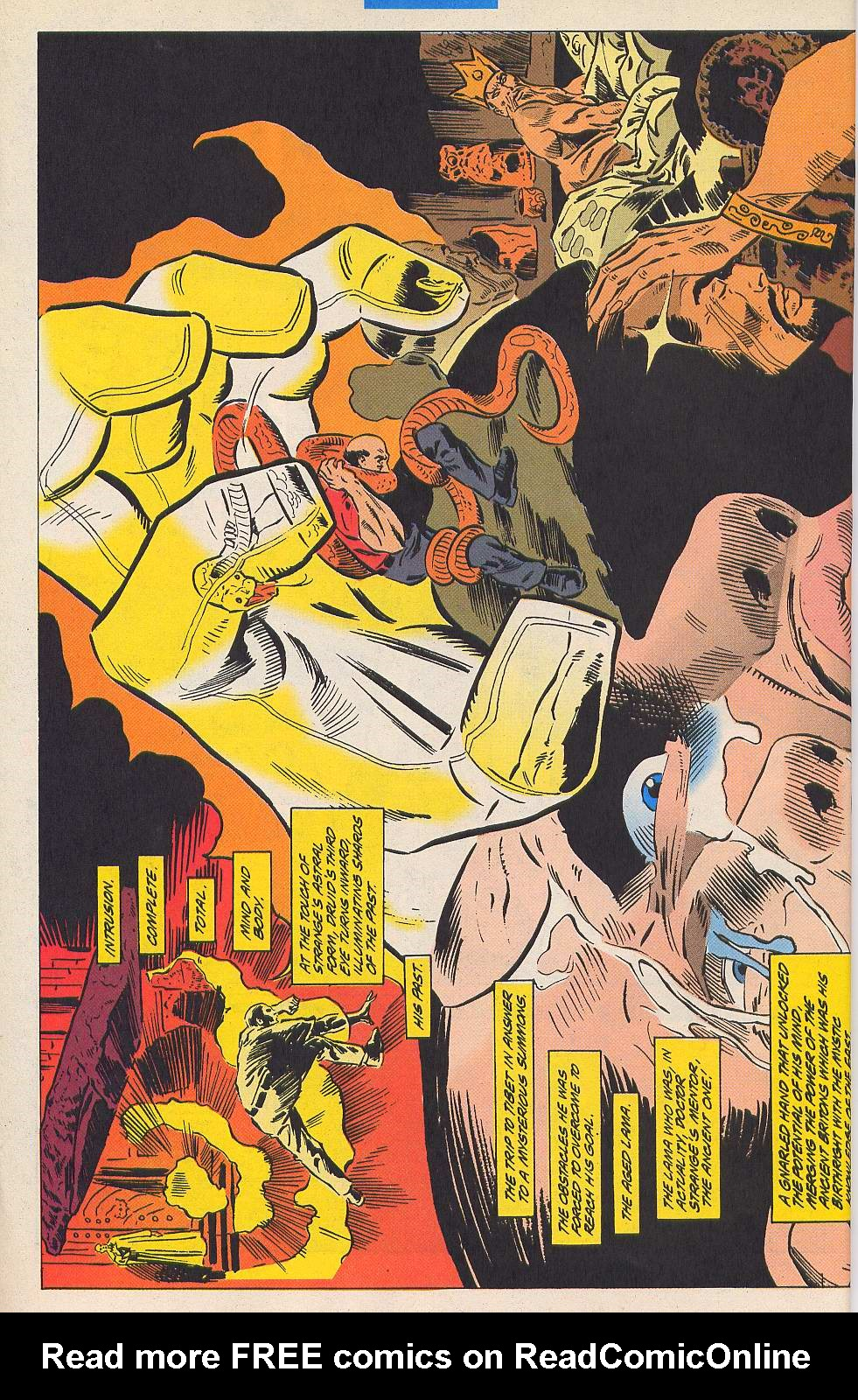Read online Secret Defenders comic -  Issue #15 - 6