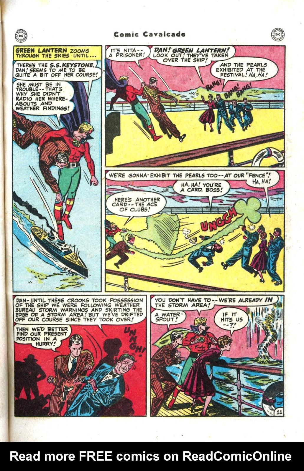 Comic Cavalcade issue 26 - Page 37