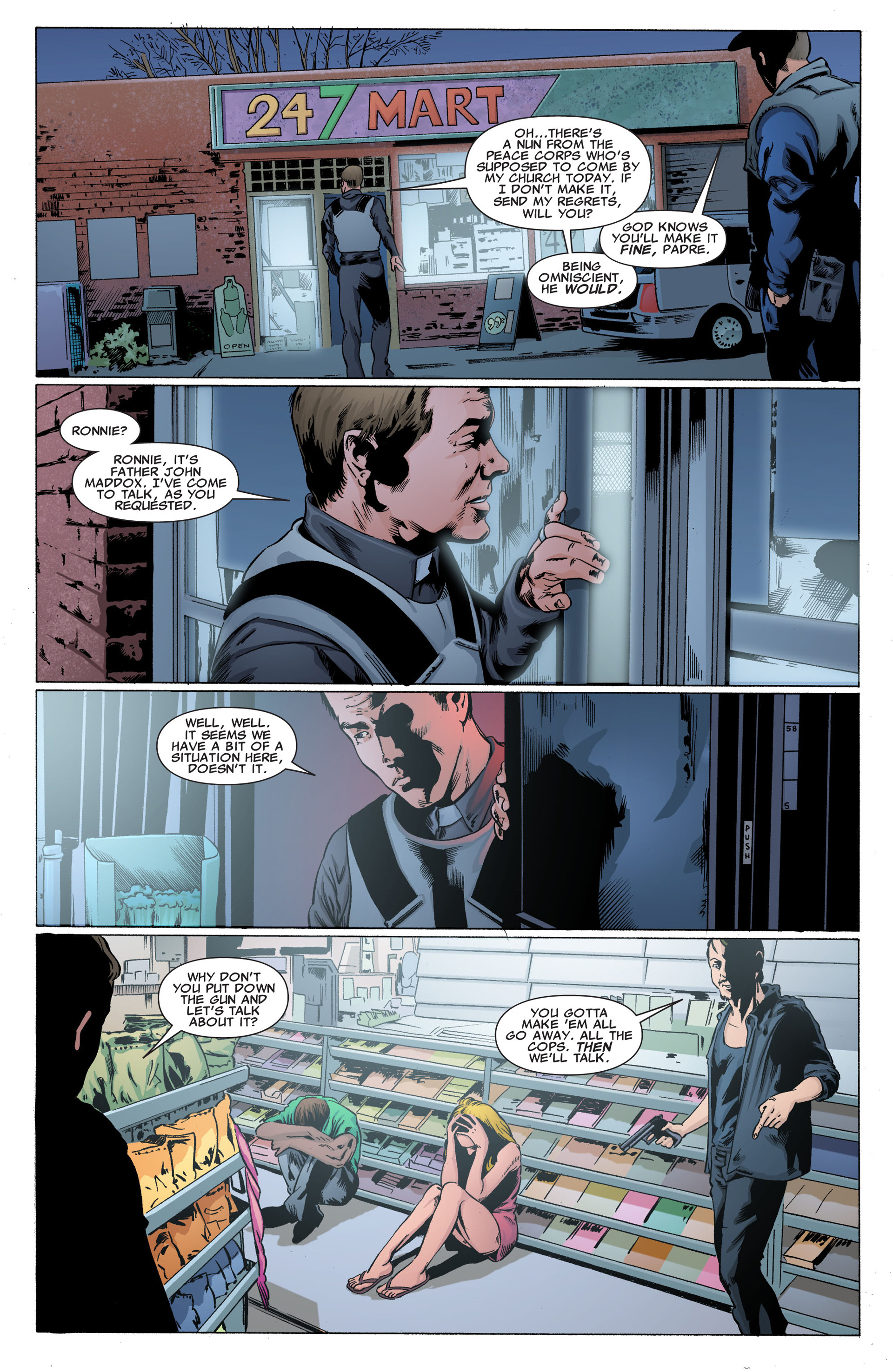 Read online X-Factor (2006) comic -  Issue #40 - 5