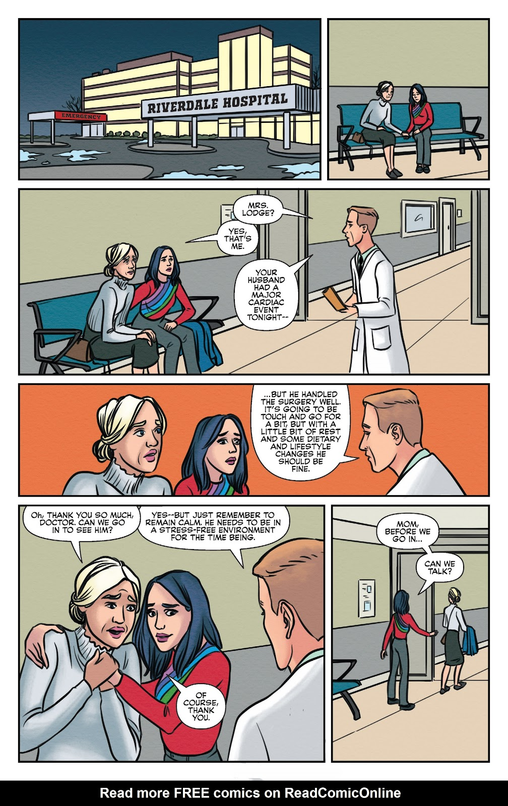 Read online Betty & Veronica (2019) comic -  Issue #3 - 18