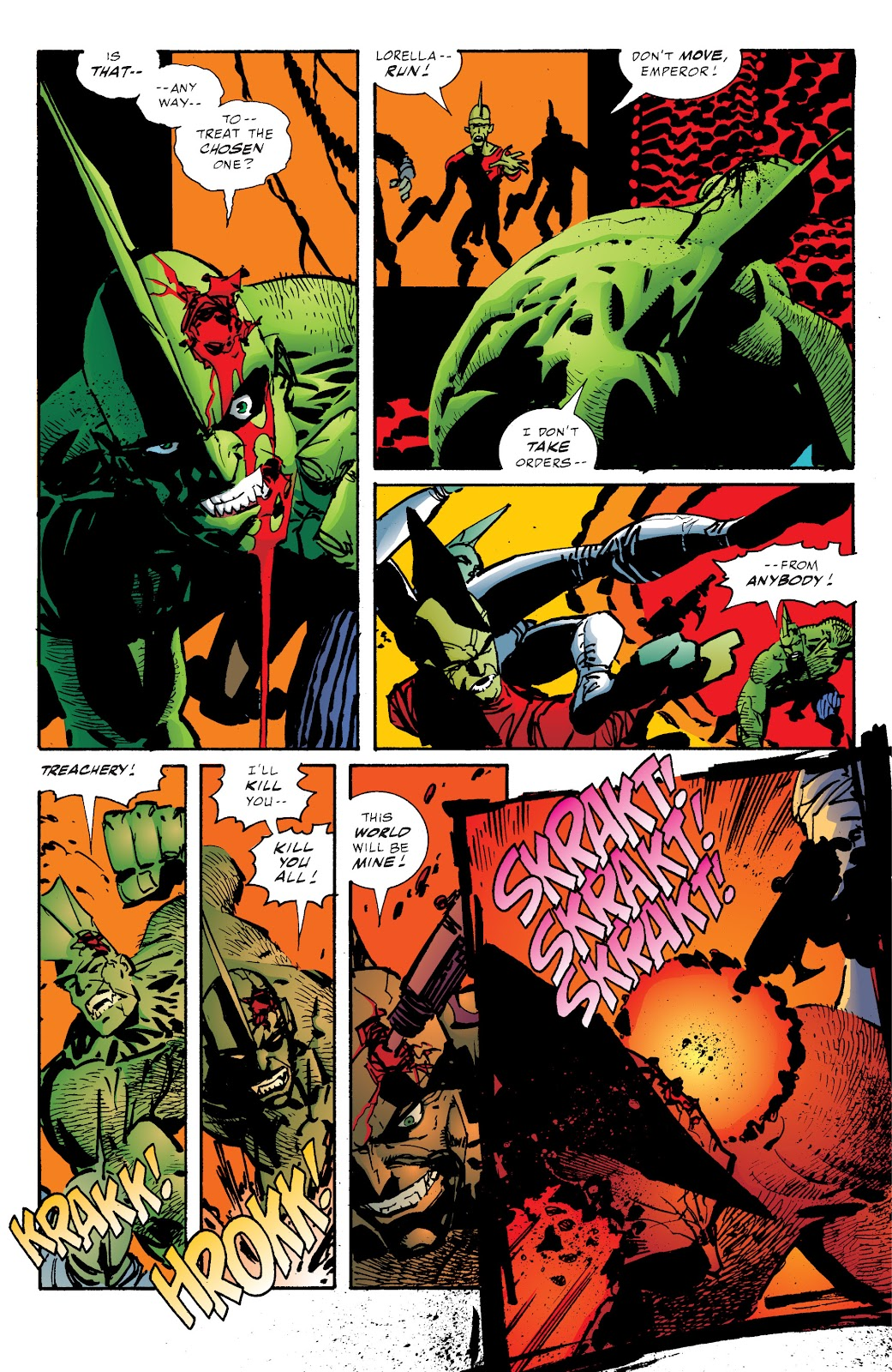 The Savage Dragon (1993) Issue #0 #1 - English 17