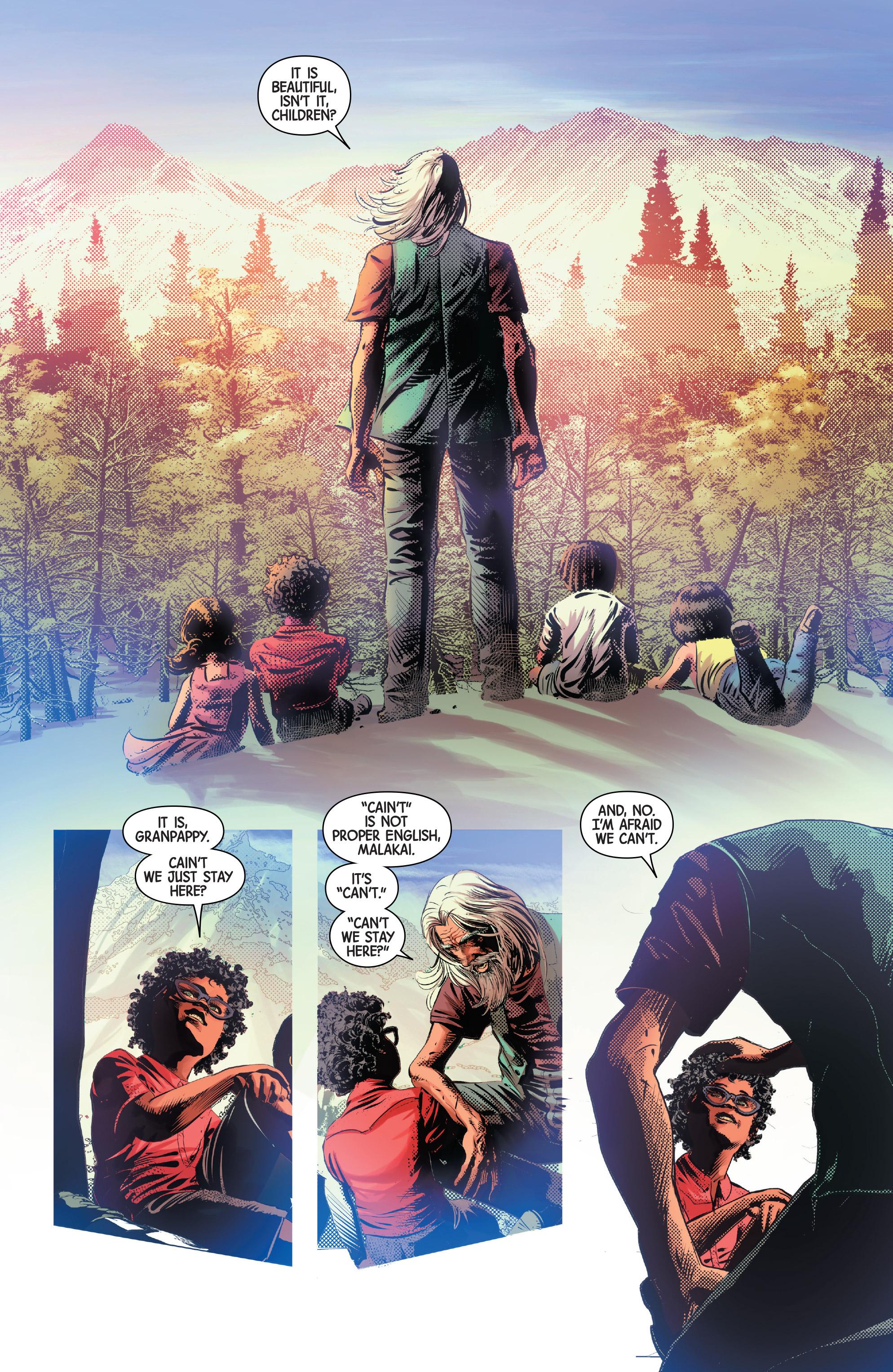 Read online Old Man Logan (2016) comic -  Issue #25 - 2