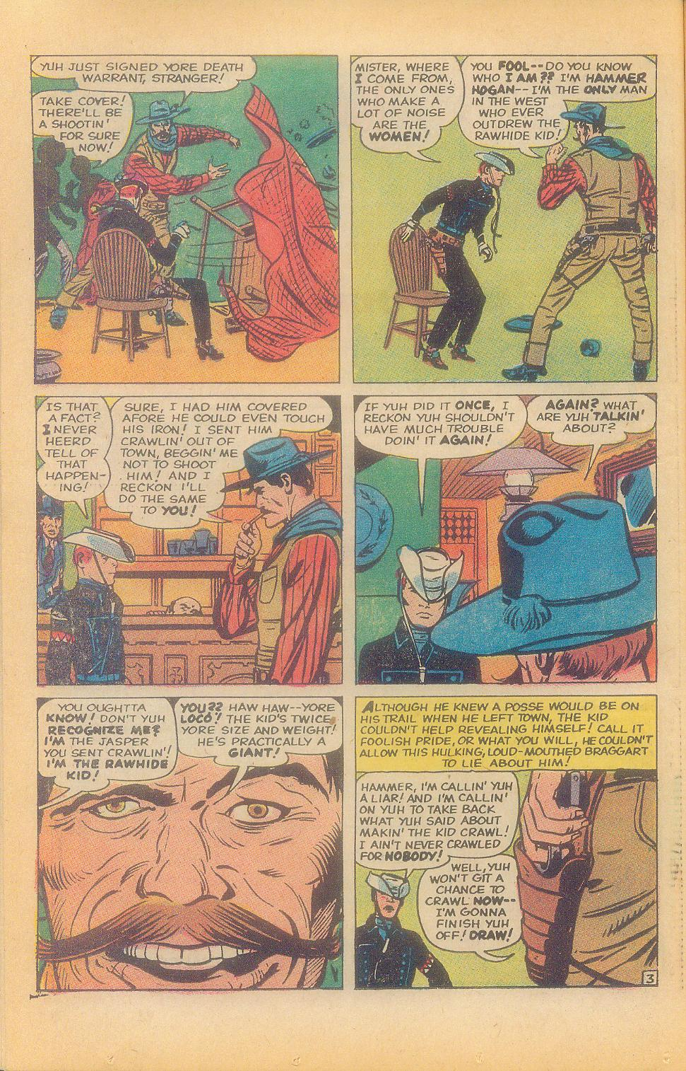 The Rawhide Kid (1955) issue 92 - Page 40