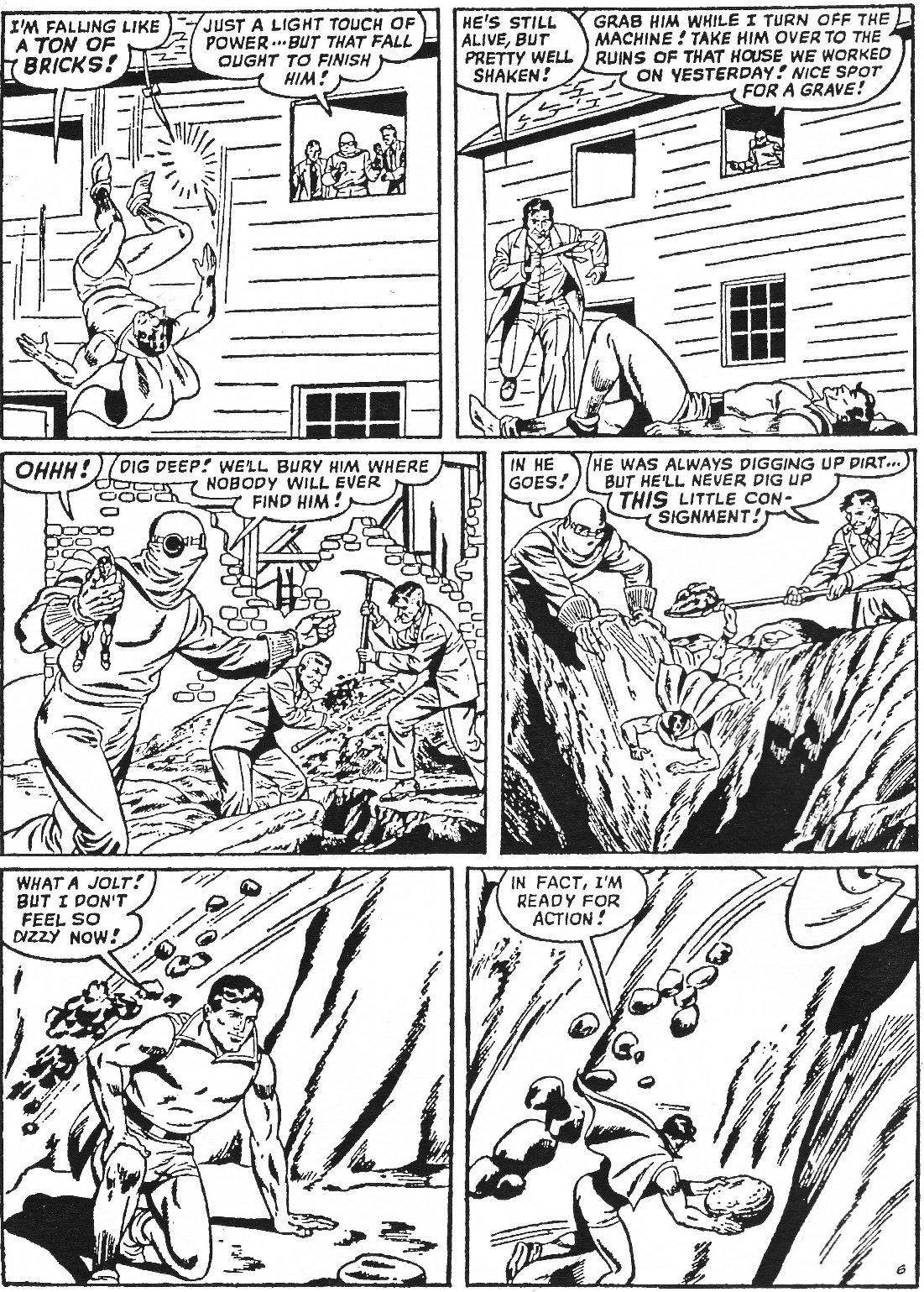 Read online Men of Mystery Comics comic -  Issue #63 - 8