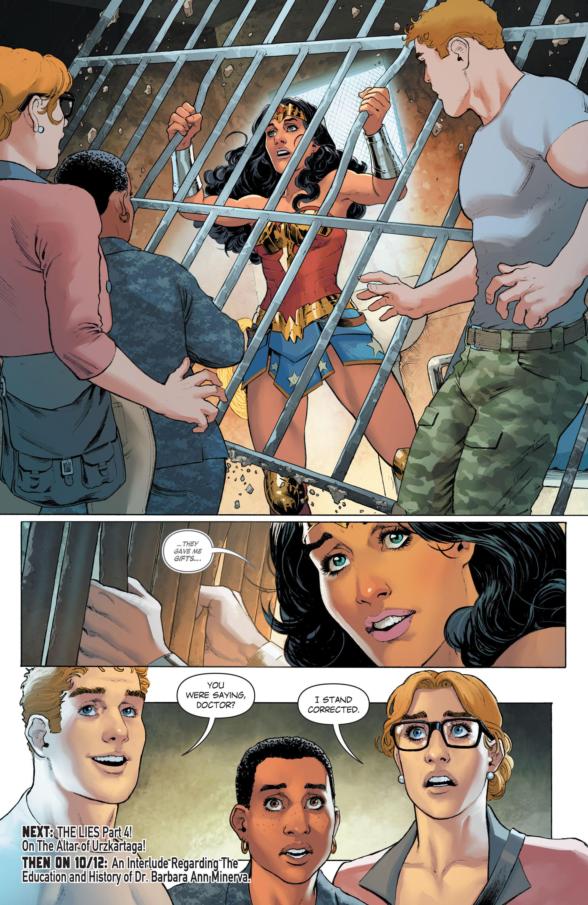 Read online Wonder Woman (2016) comic -  Issue #6 - 22
