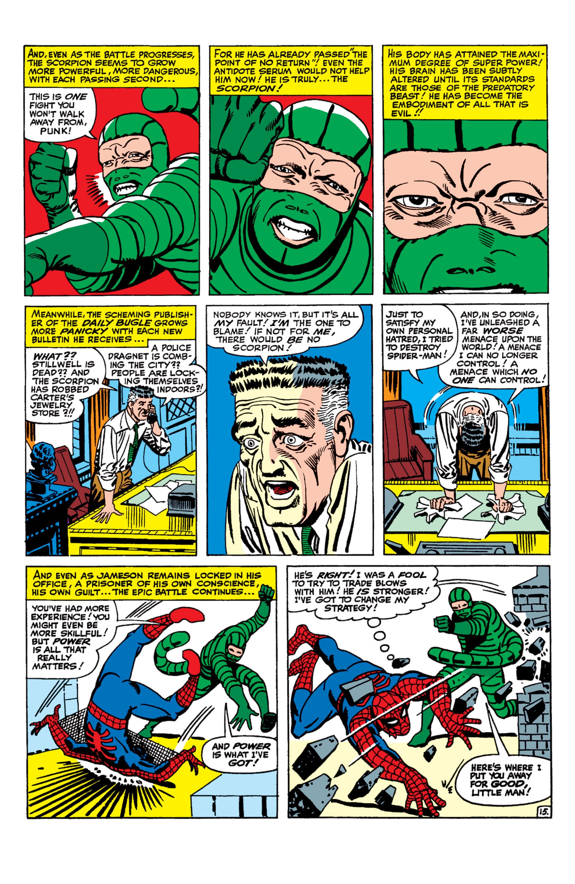The Amazing Spider-Man (1963) 20 Page 15