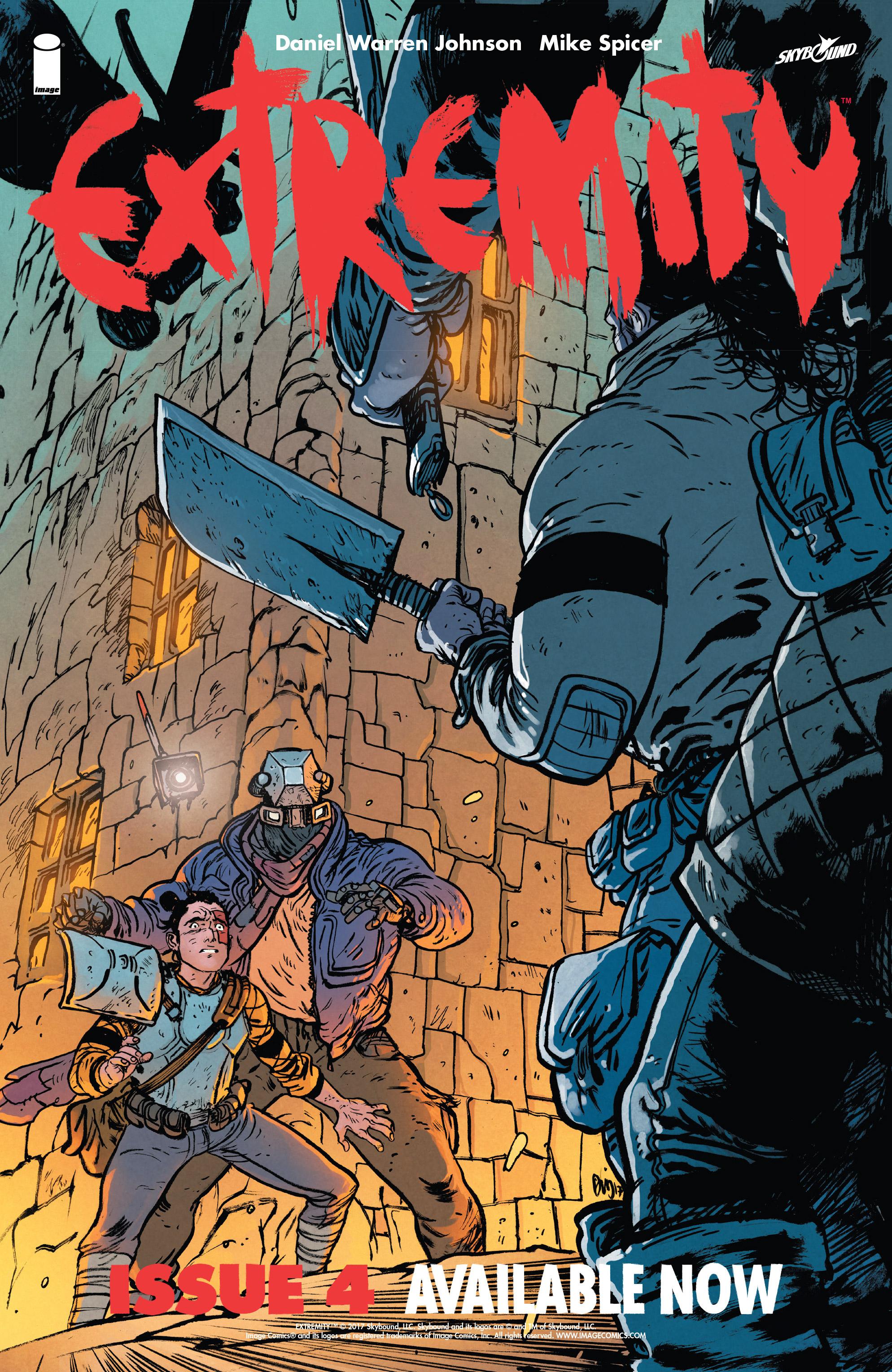 Read online Manifest Destiny comic -  Issue #29 - 26