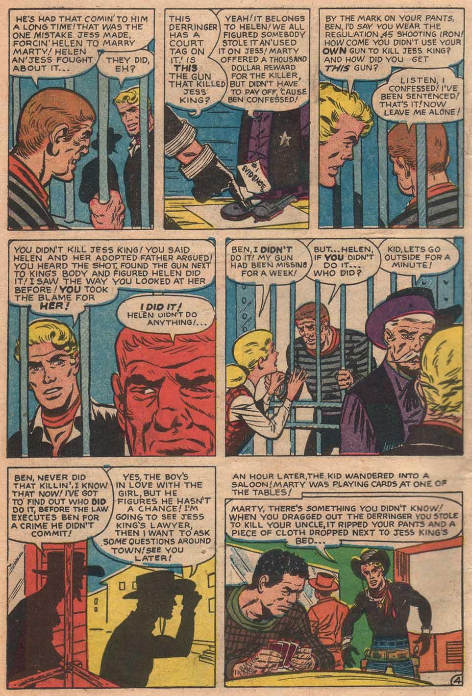 Read online Two-Gun Kid comic -  Issue #38 - 6