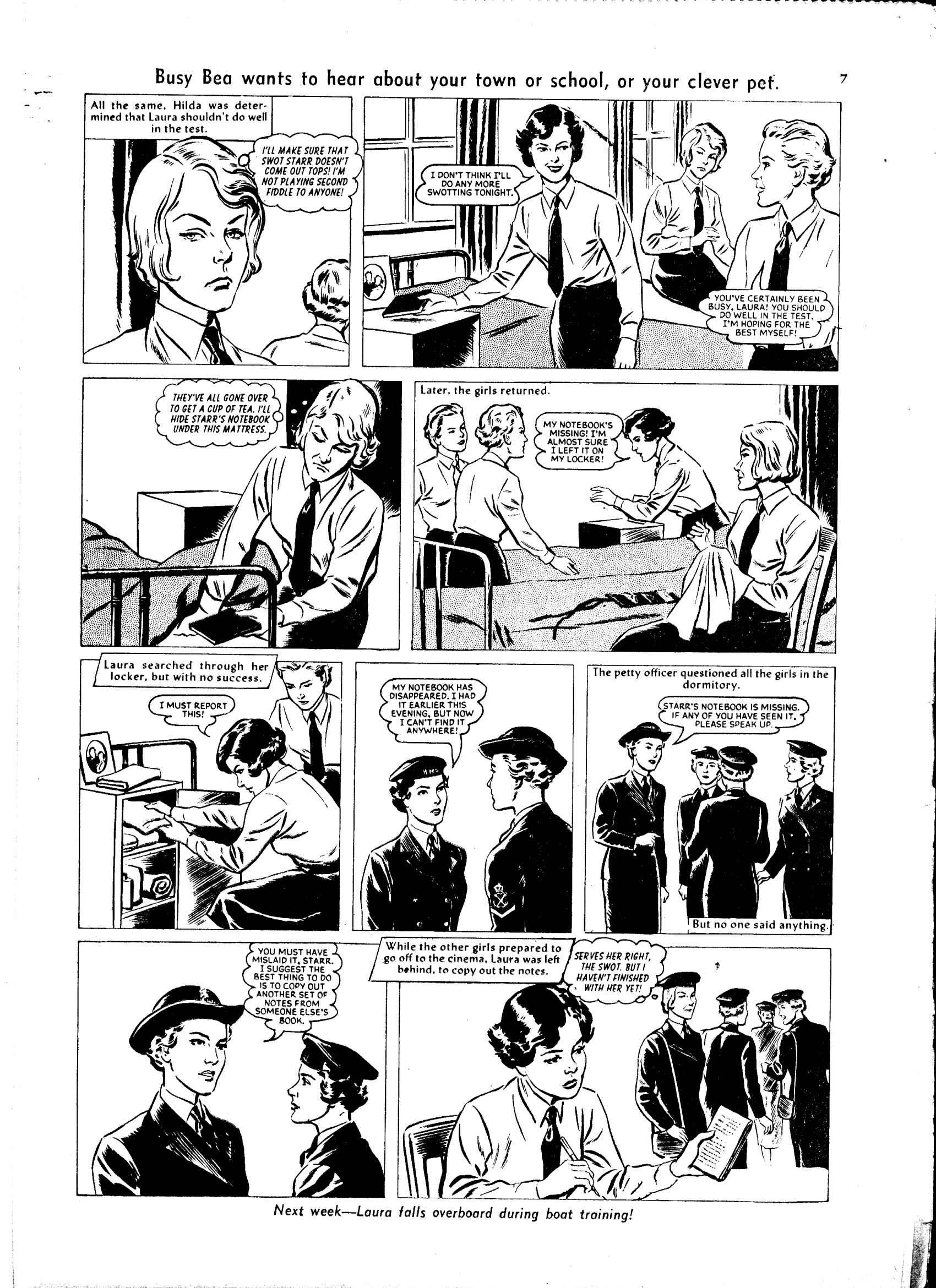 Read online Judy comic -  Issue #46 - 7