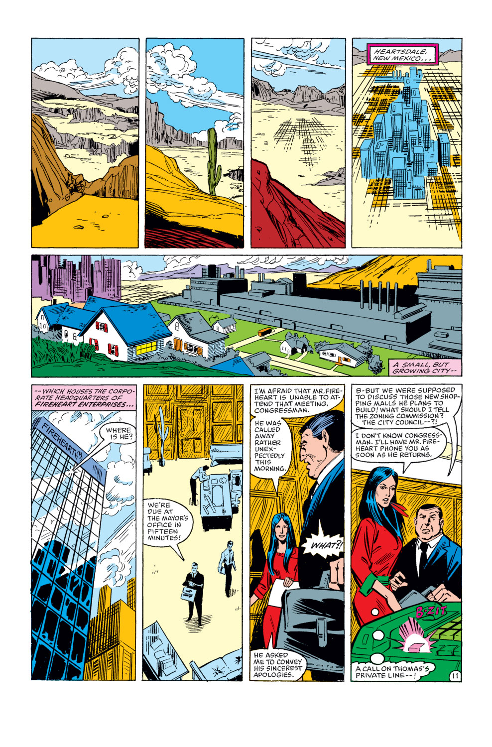 The Amazing Spider-Man (1963) 256 Page 11