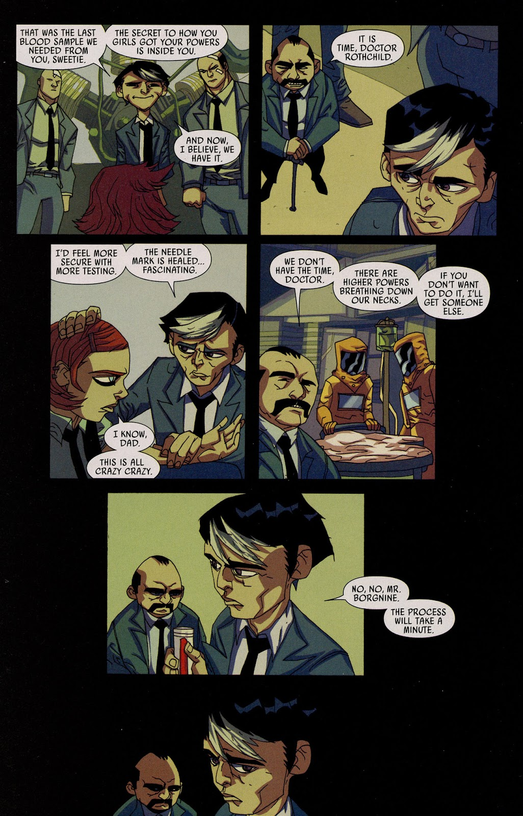 Read online Takio (2012) comic -  Issue #1 - 25