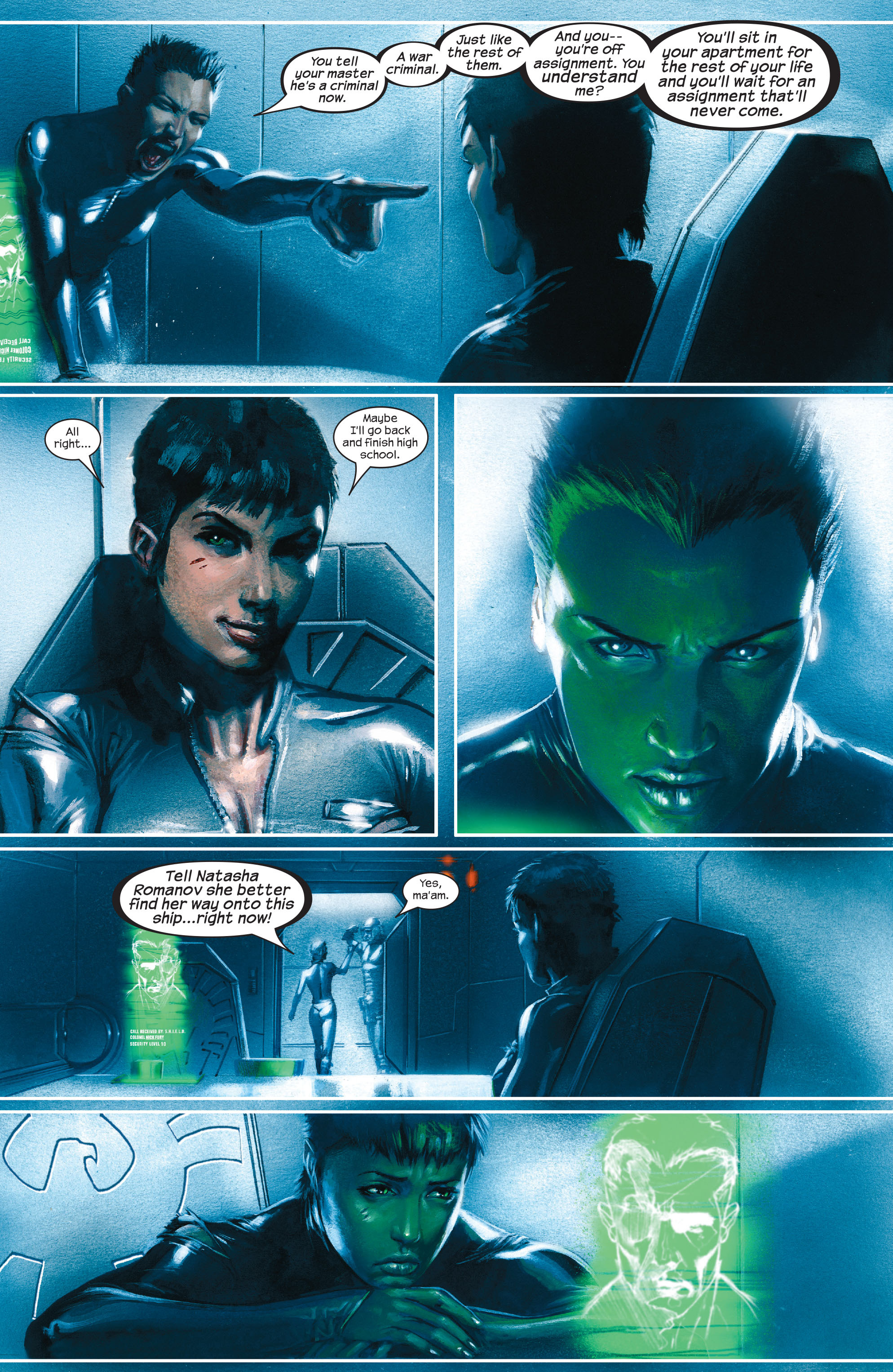 Read online Secret War comic -  Issue # Full - 119
