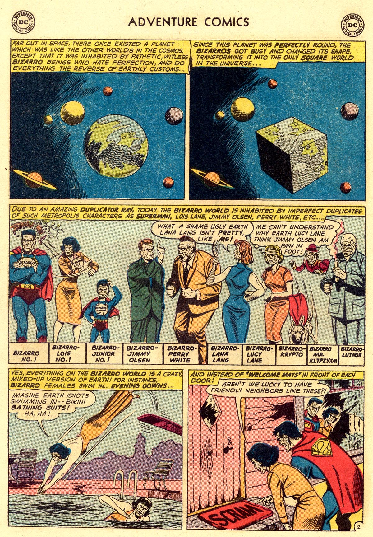 Read online Adventure Comics (1938) comic -  Issue #297 - 22