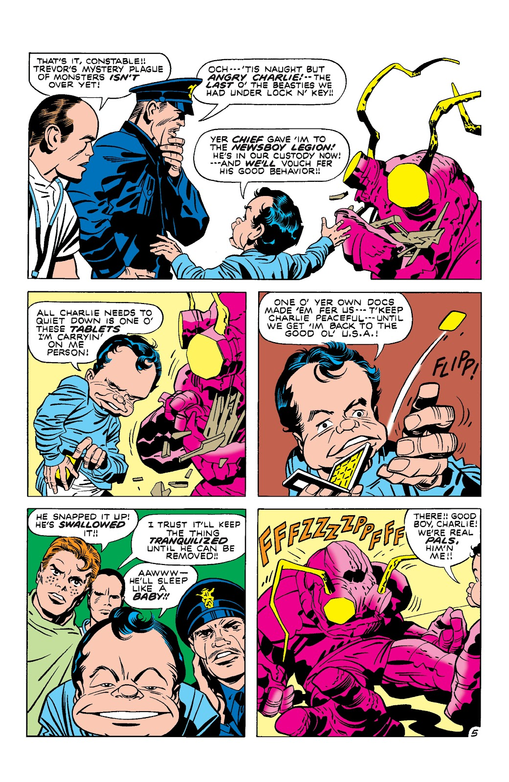 Read online Superman's Pal, Jimmy Olsen by Jack Kirby comic -  Issue # TPB (Part 4) - 16