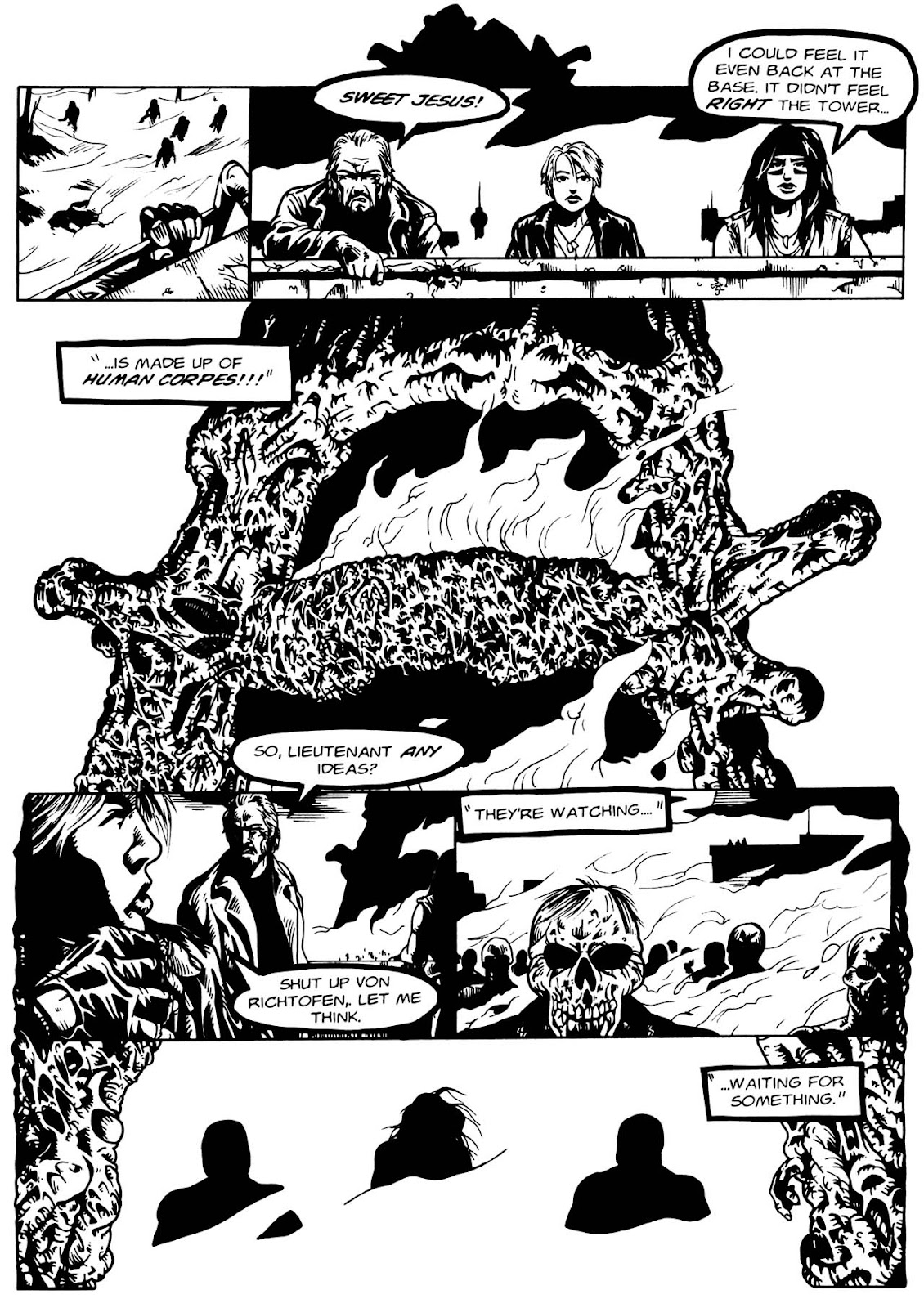 Read online Night of the Living Dead (1994) comic -  Issue #3 - 22