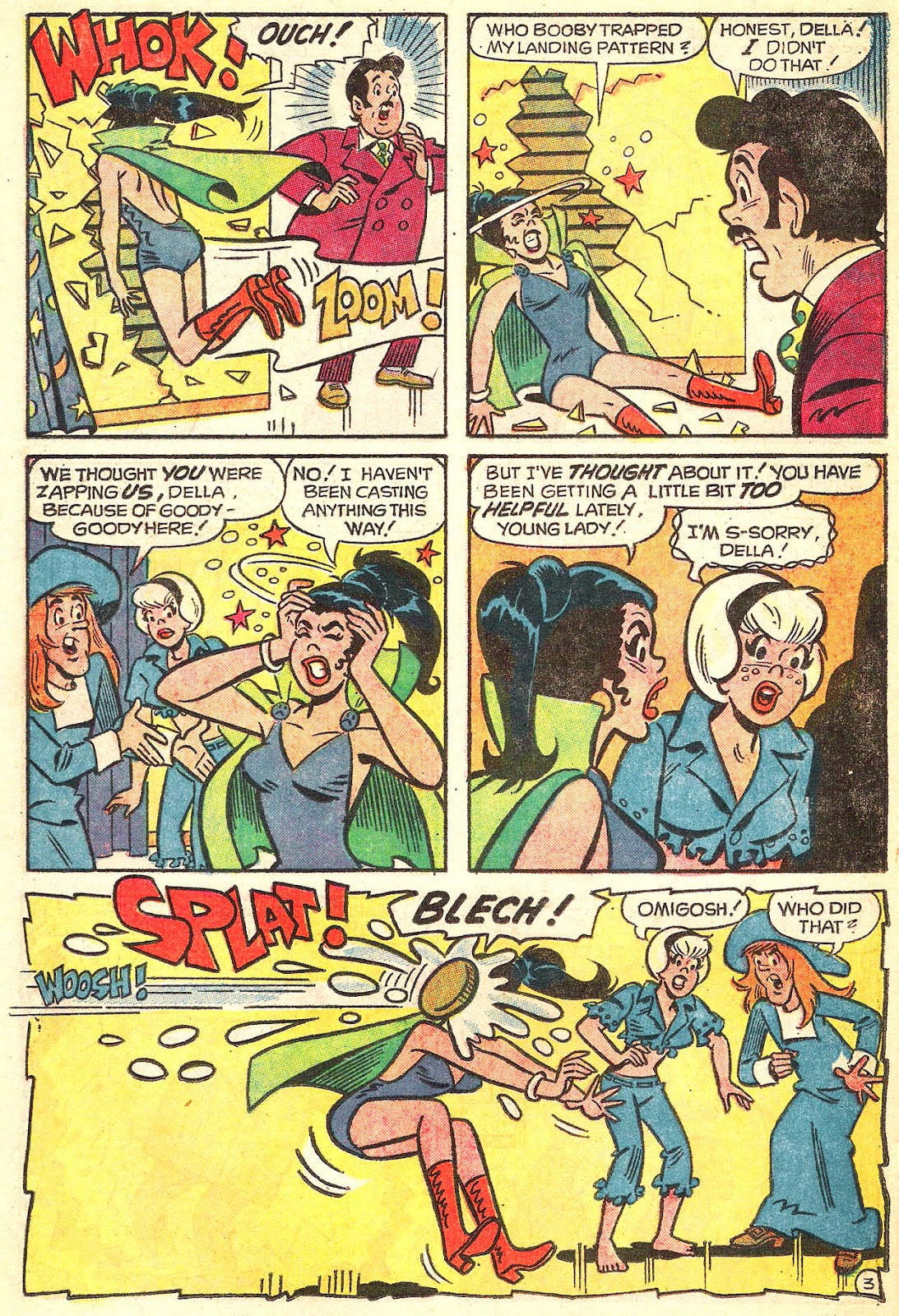 Sabrina The Teenage Witch (1971) Issue #15 #15 - English 29