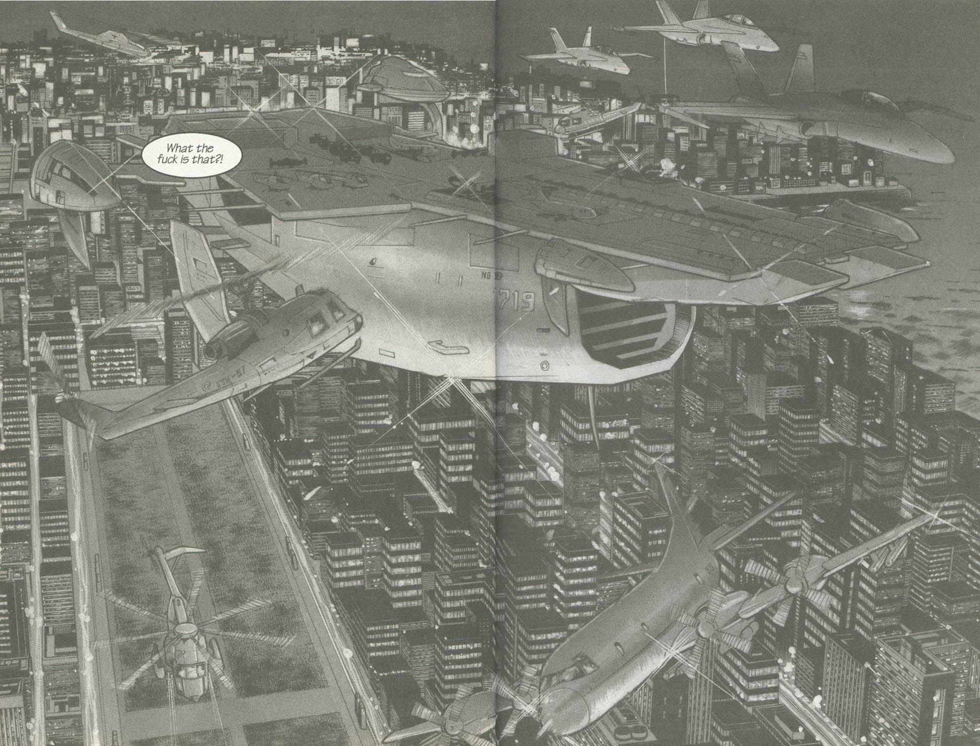 Read online U.S. War Machine comic -  Issue #2 - 23