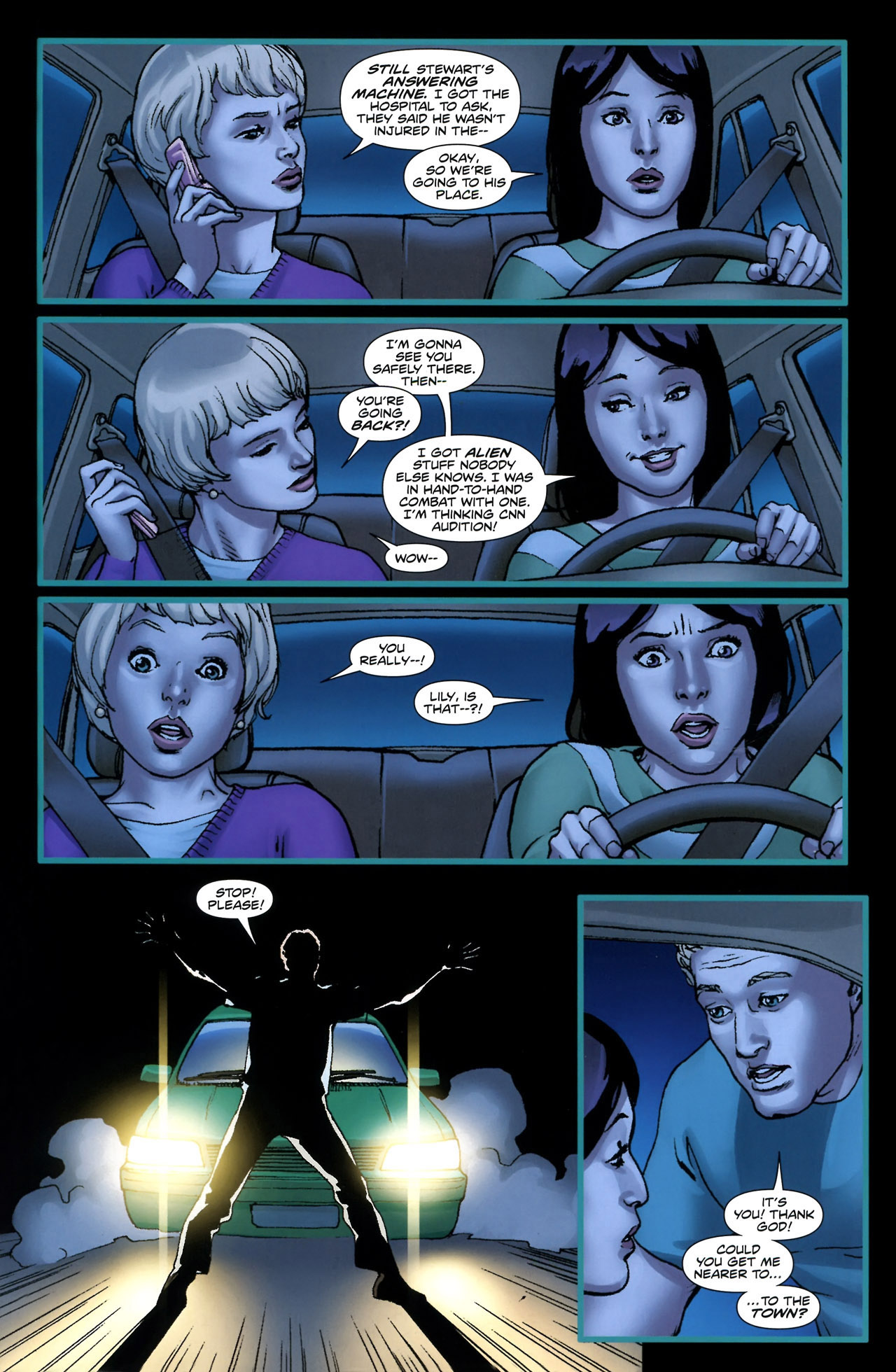 Read online Soldier Zero comic -  Issue #4 - 14