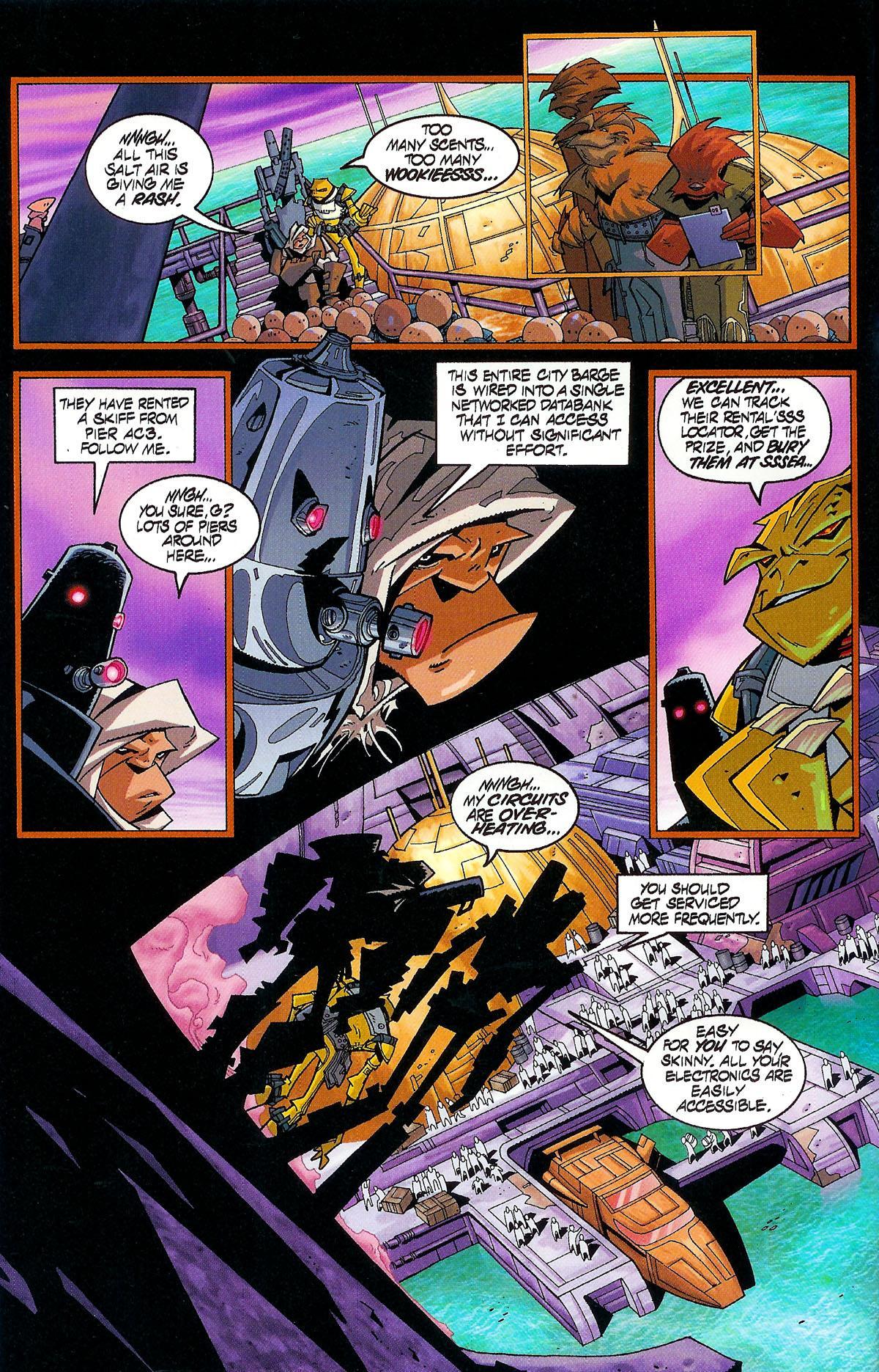 Read online Star Wars Omnibus comic -  Issue # Vol. 12 - 149