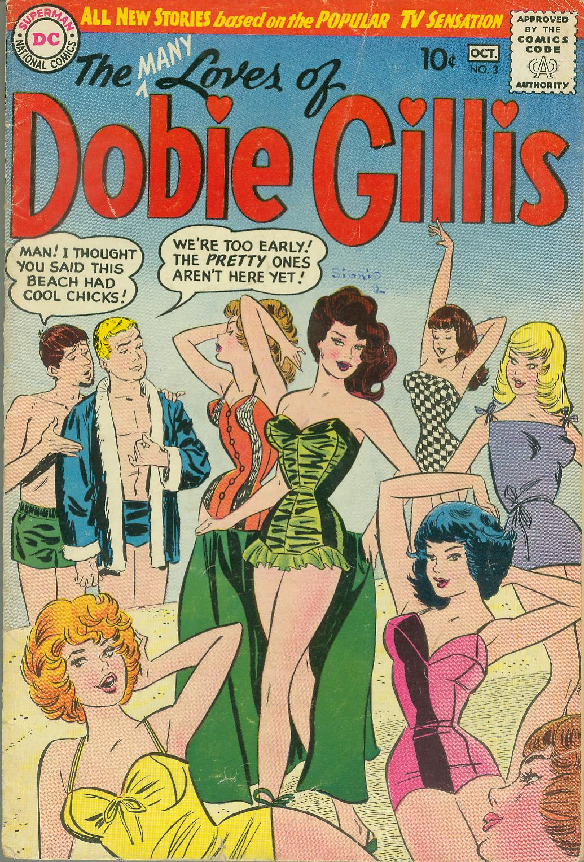 Many Loves of Dobie Gillis 3 Page 1