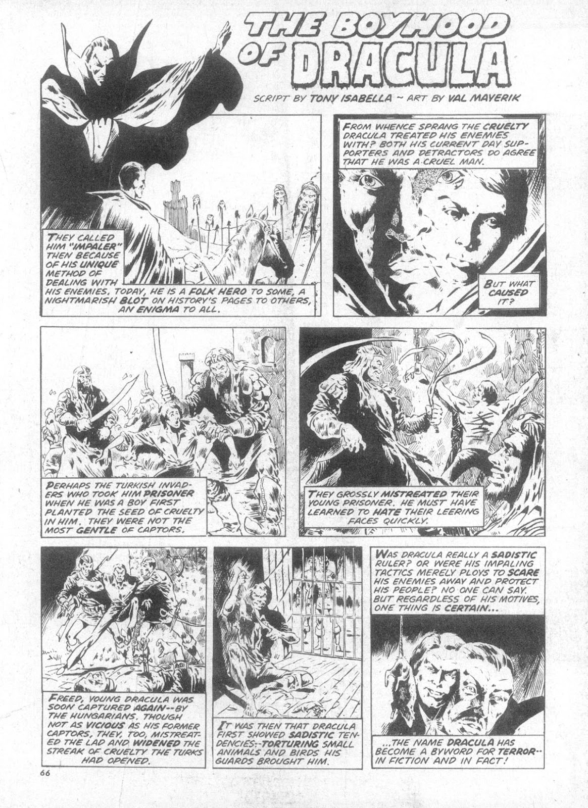 Dracula Lives issue 5 - Page 62