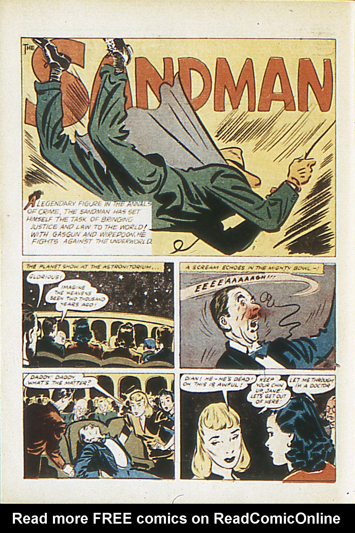 Read online Adventure Comics (1938) comic -  Issue #62 - 59