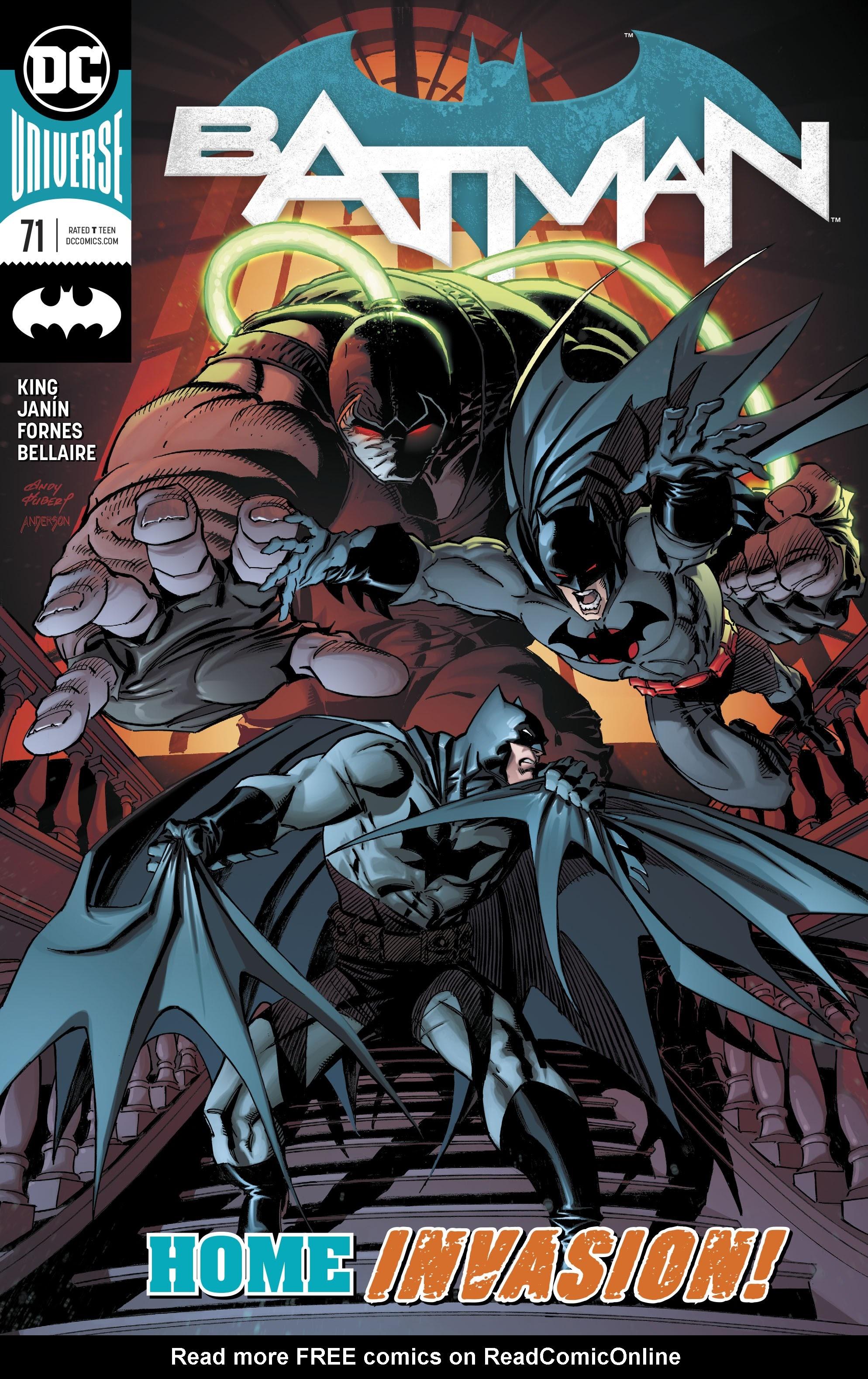 Batman (2016) 71 Page 1
