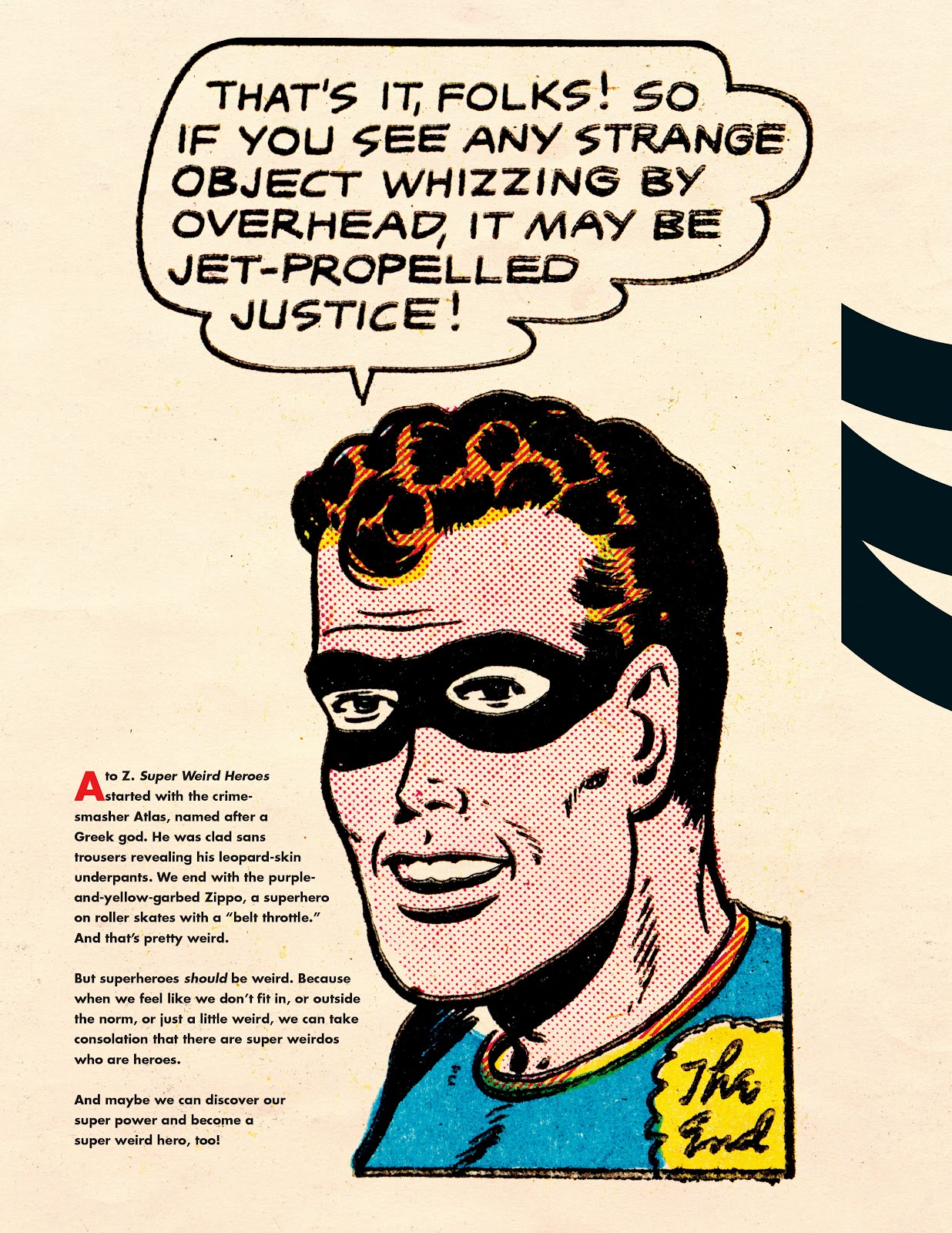 Read online Super Weird Heroes comic -  Issue # TPB 1 (Part 3) - 119