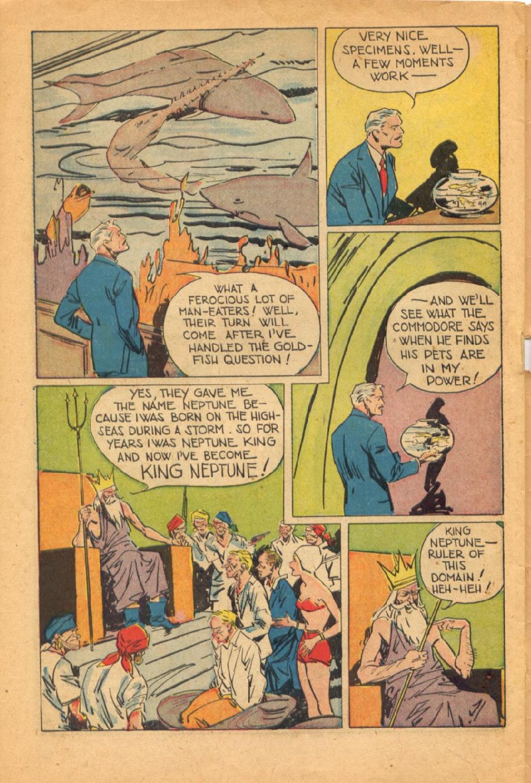Read online Super-Magician Comics comic -  Issue #38 - 46