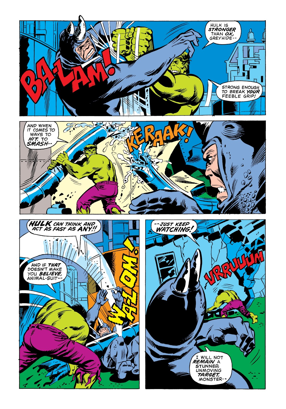 Read online Marvel Masterworks: The Incredible Hulk comic -  Issue # TPB 9 (Part 1) - 26