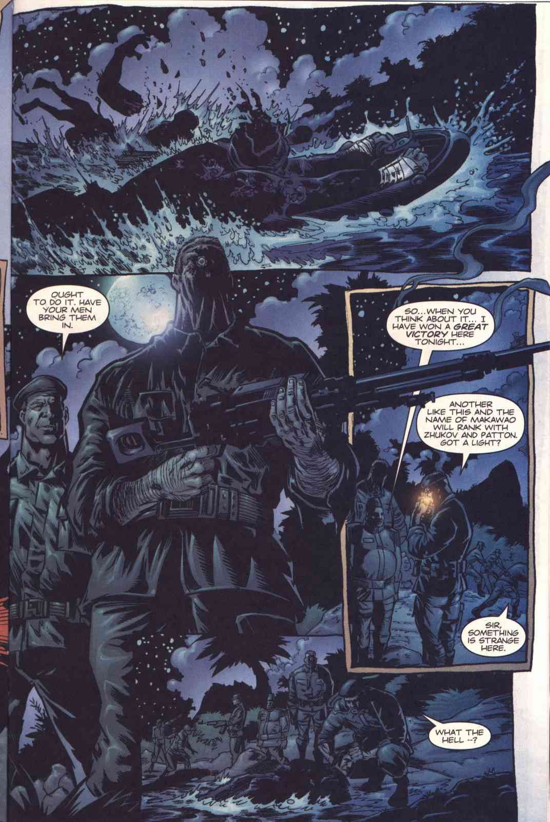 Read online Fury comic -  Issue #3 - 20