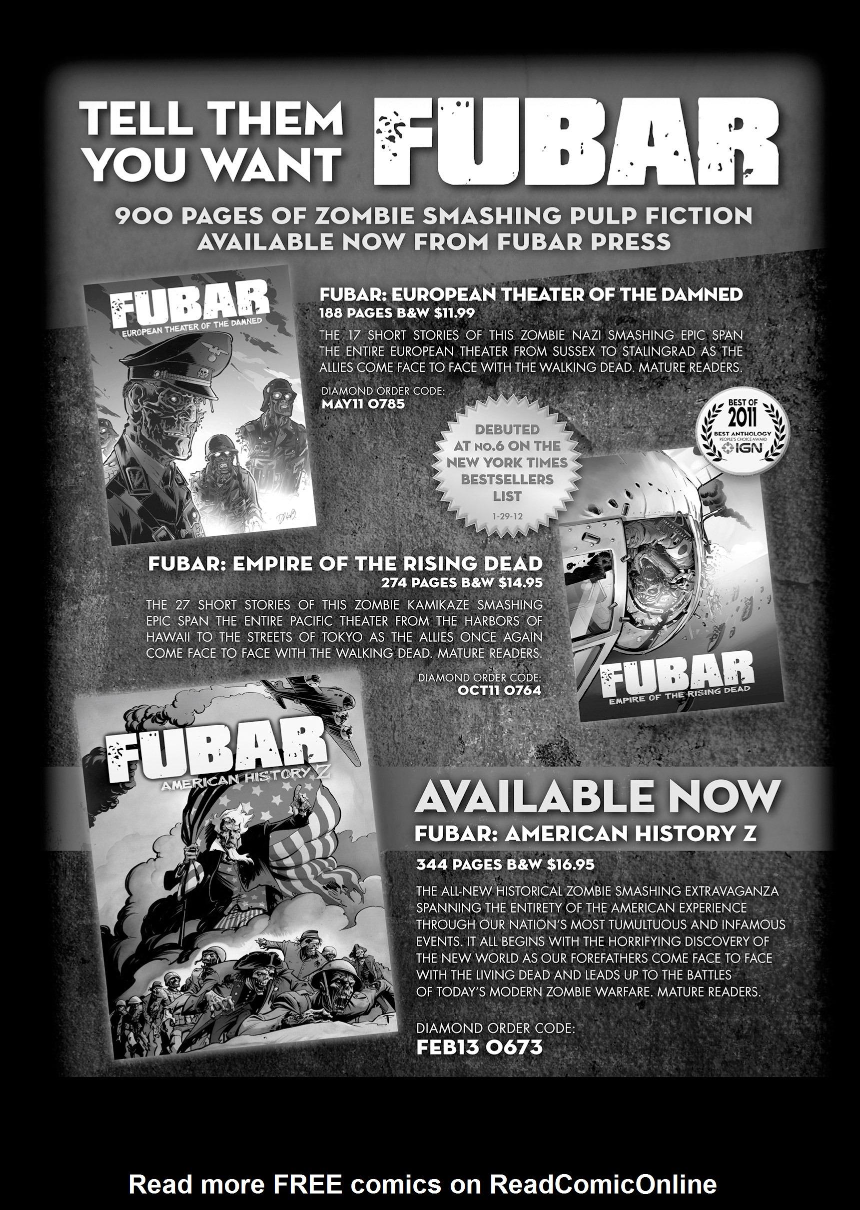 Read online FUBAR comic -  Issue #3 - 394