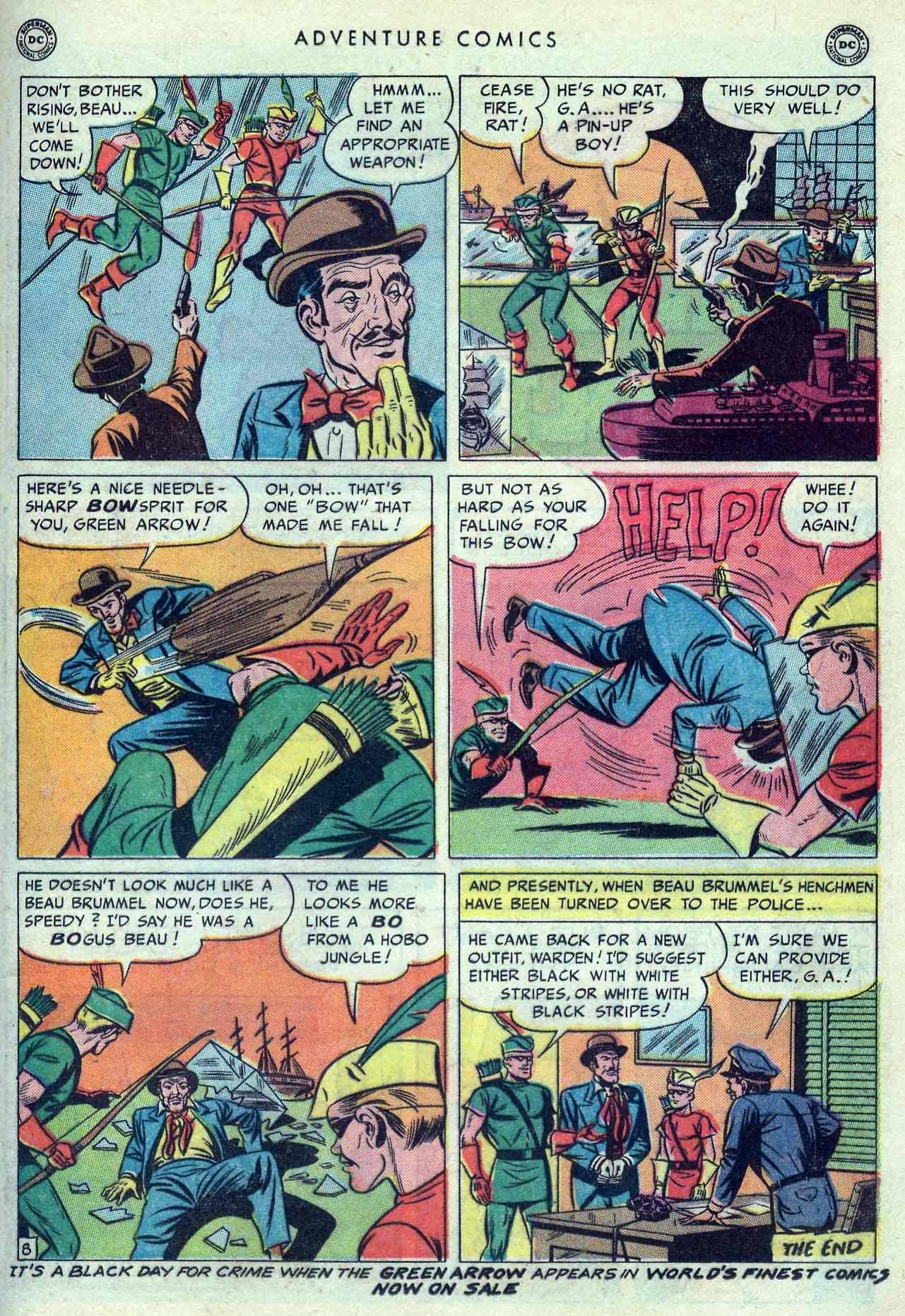 Read online Adventure Comics (1938) comic -  Issue #149 - 37