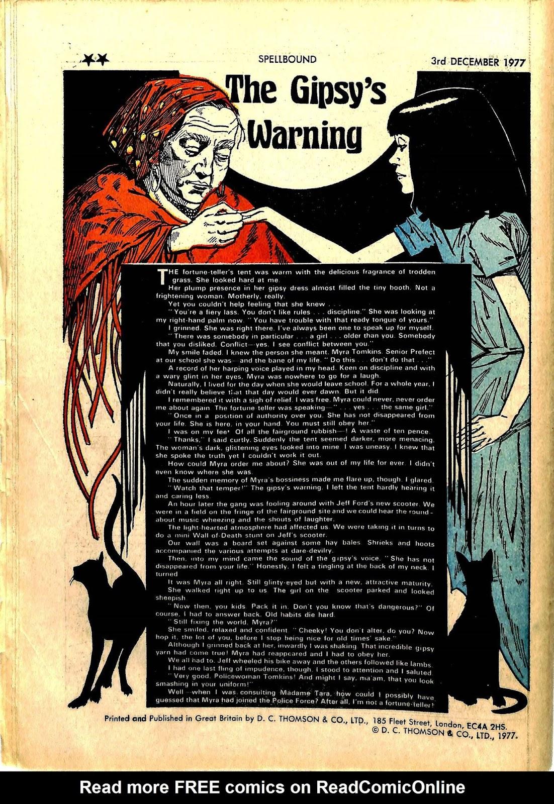 Spellbound (1976) issue 63 - Page 17