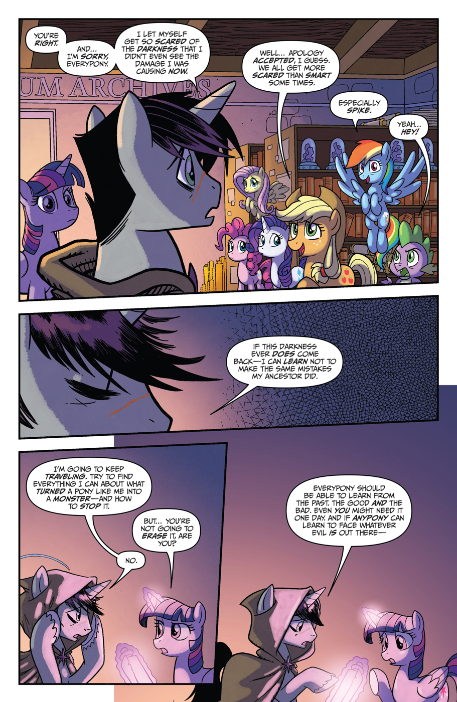 Read online My Little Pony: Friendship is Magic comic -  Issue #53 - 20