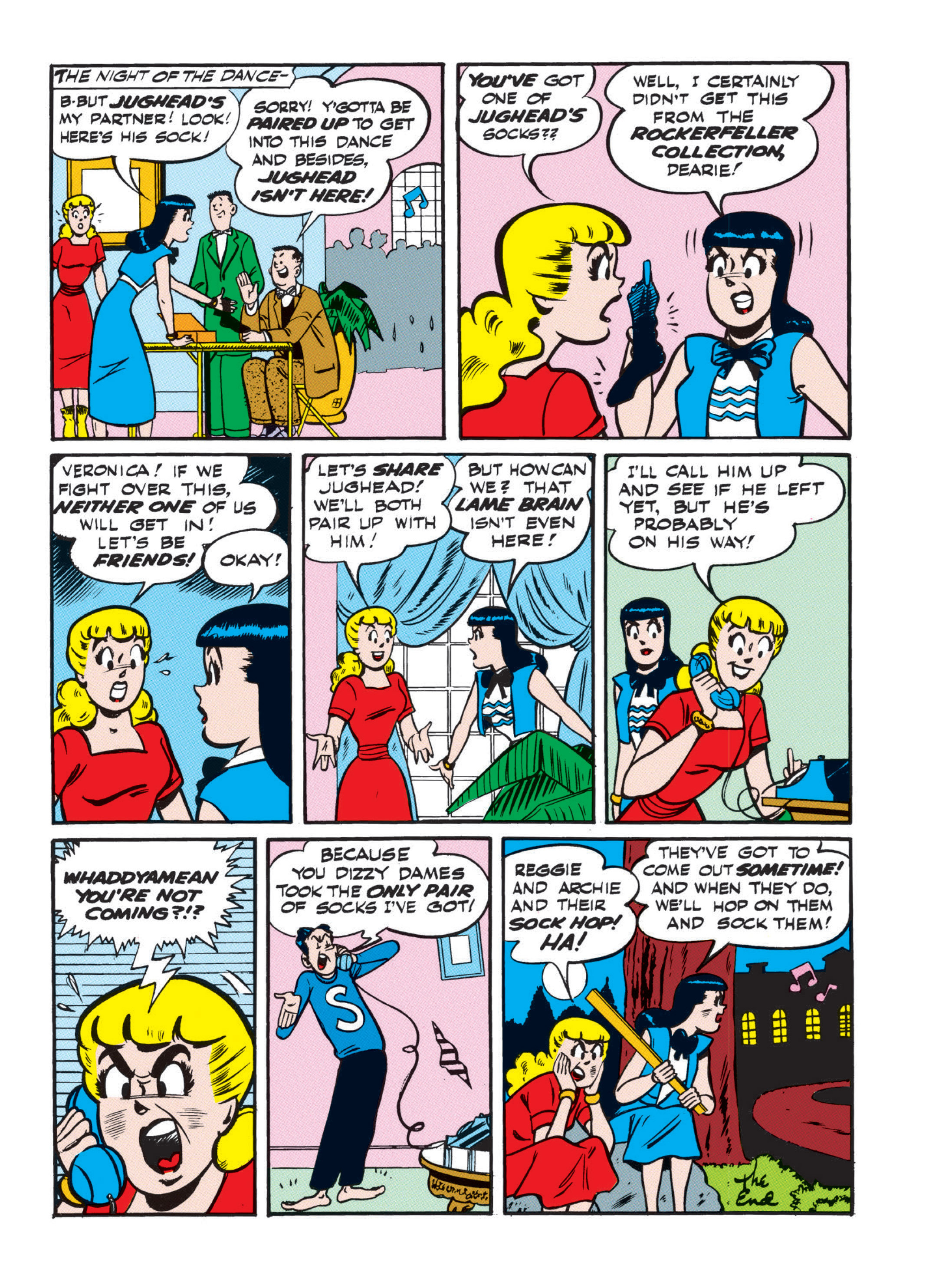 Read online Archie 1000 Page Comics Blowout! comic -  Issue # TPB (Part 2) - 71