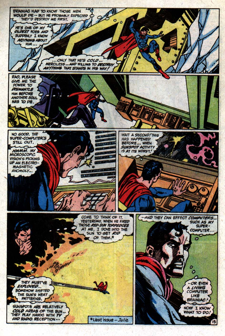 Action Comics (1938) 546 Page 15