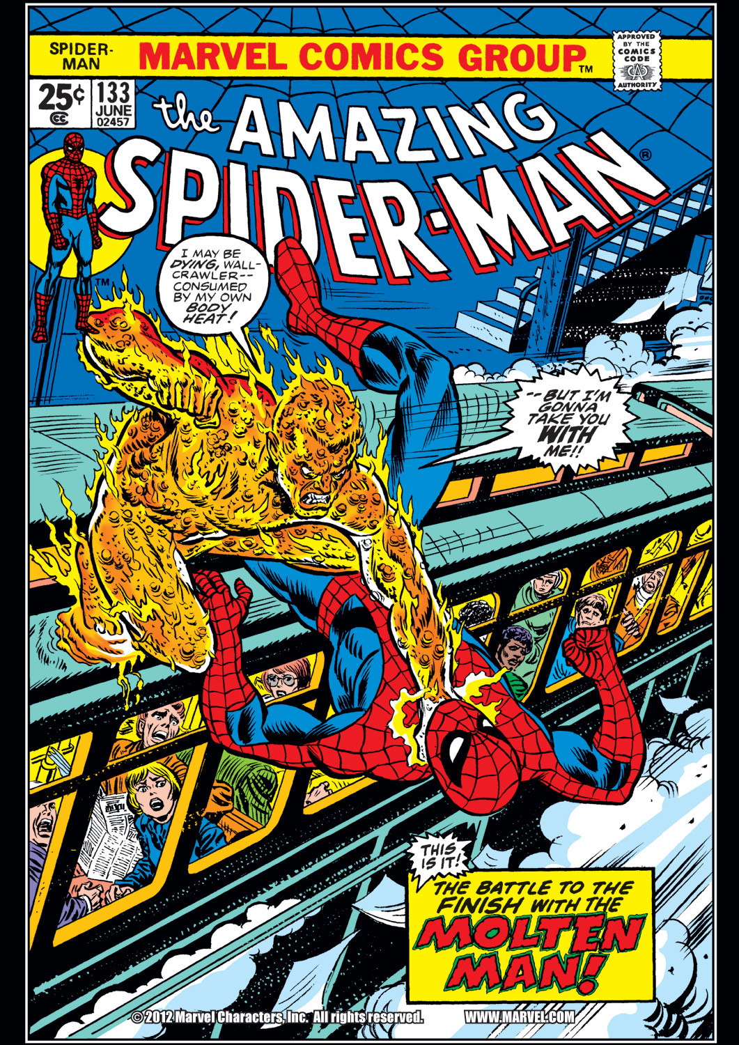 The Amazing Spider-Man (1963) 133 Page 1