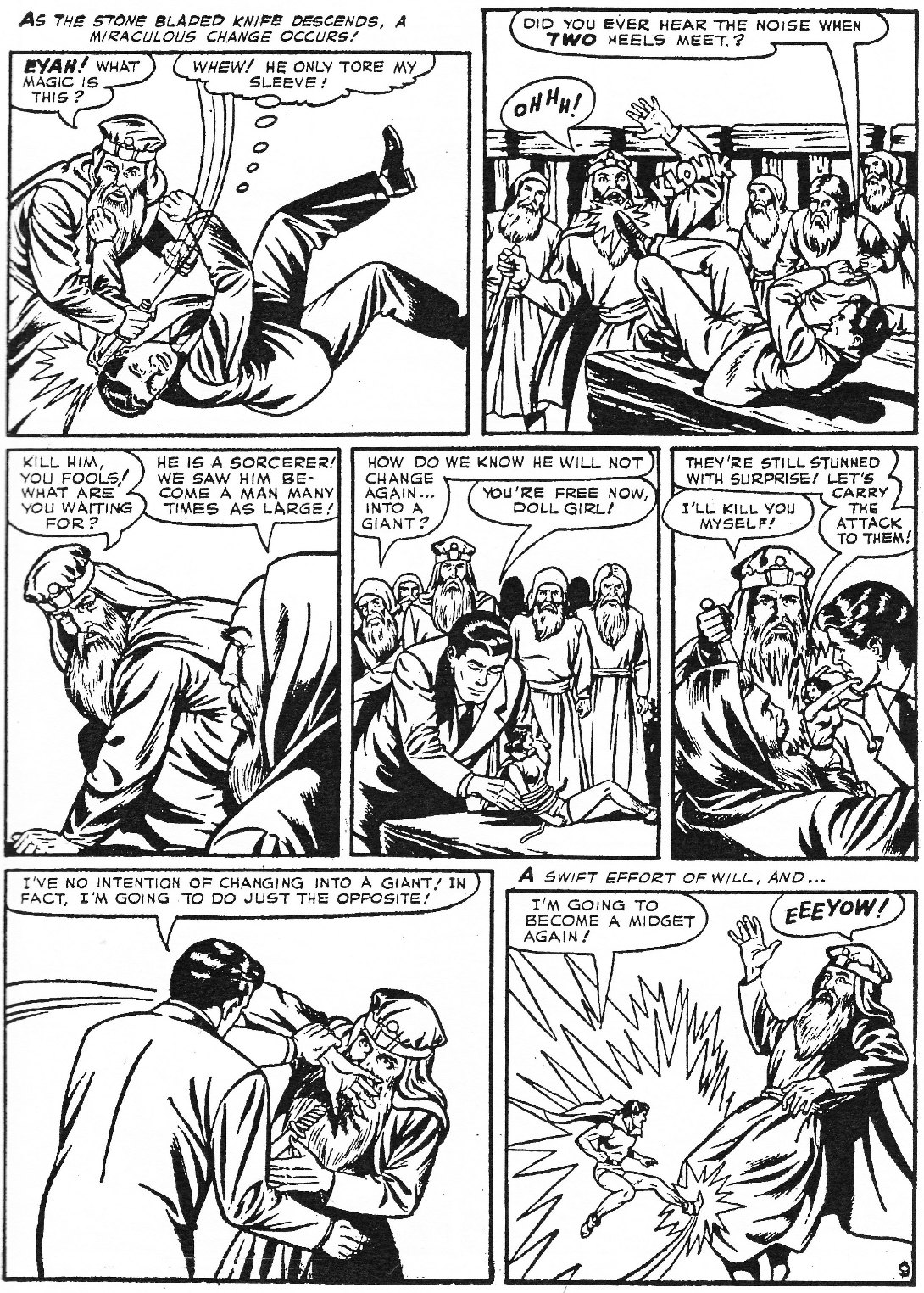 Read online Men of Mystery Comics comic -  Issue #74 - 51