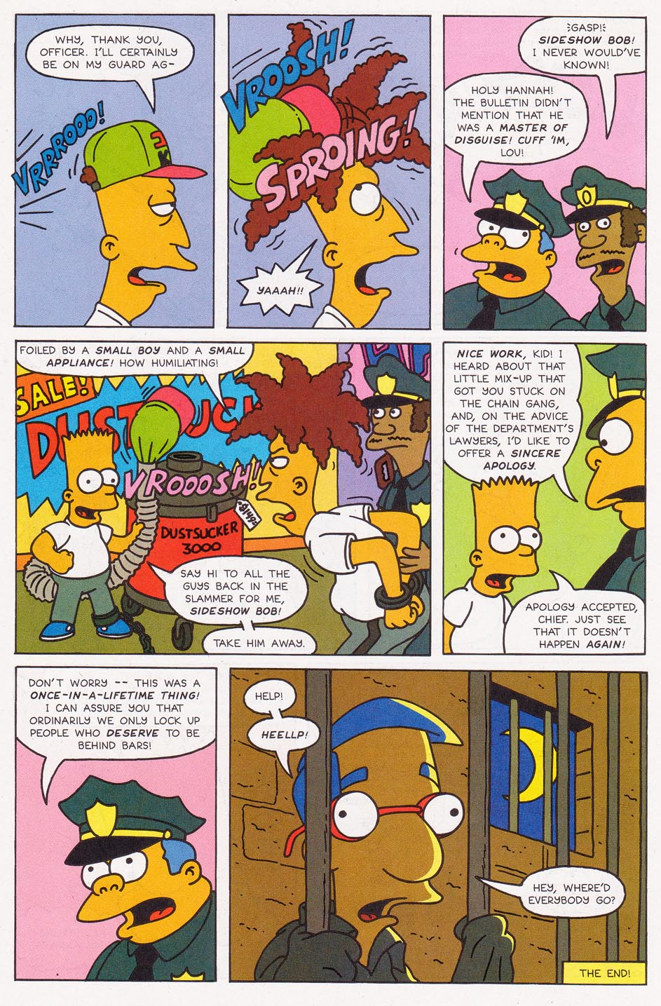 Read online Simpsons Comics comic -  Issue #2 - 23