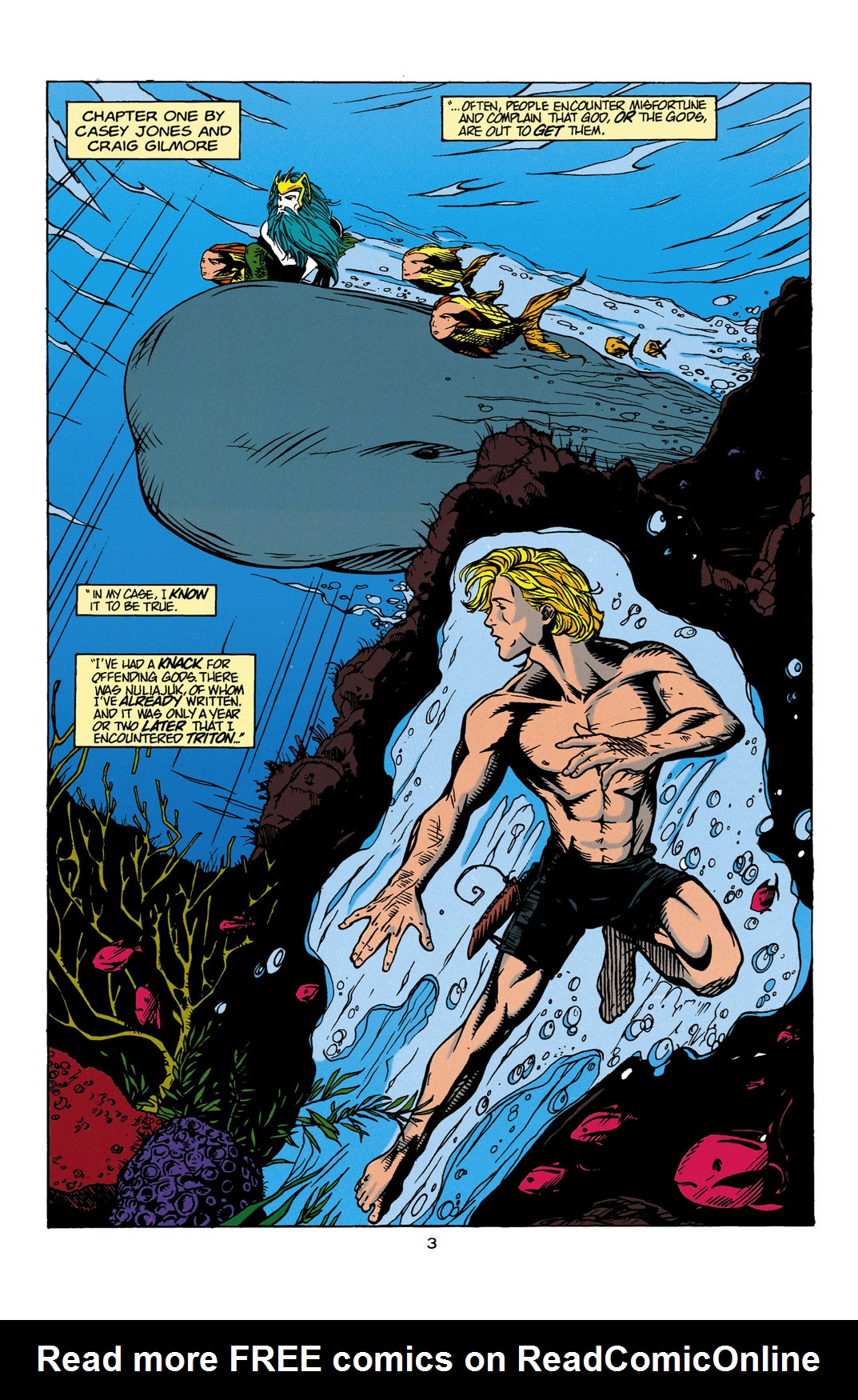 Read online Aquaman (1994) comic -  Issue #Aquaman (1994) _Annual 1 - 4