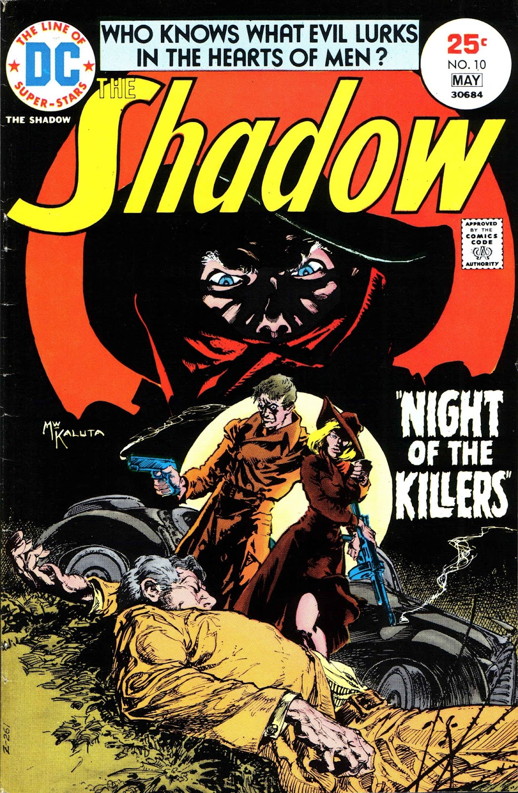 The Shadow (1973) 10 Page 1