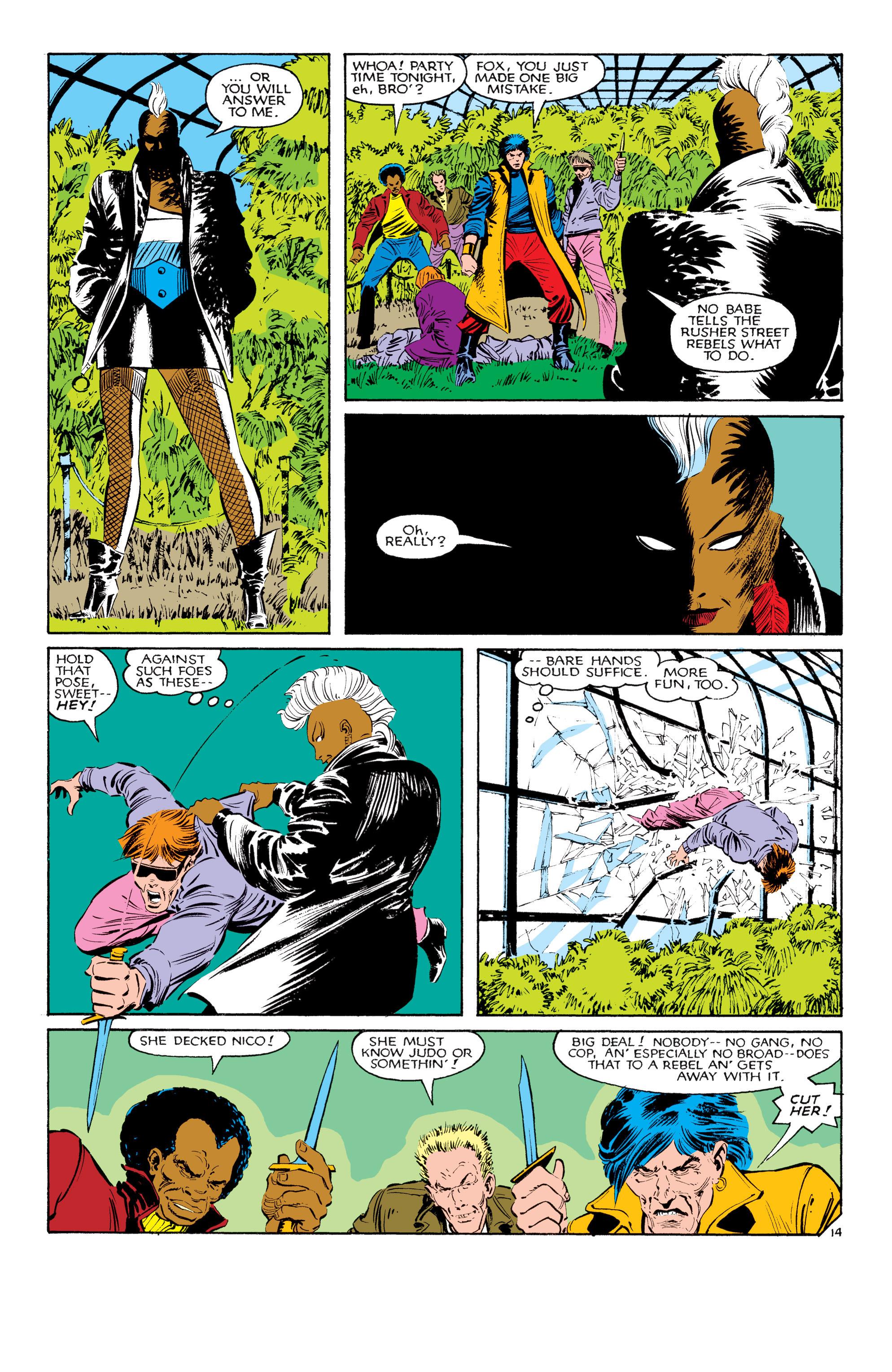 Read online Uncanny X-Men (1963) comic -  Issue #180 - 15