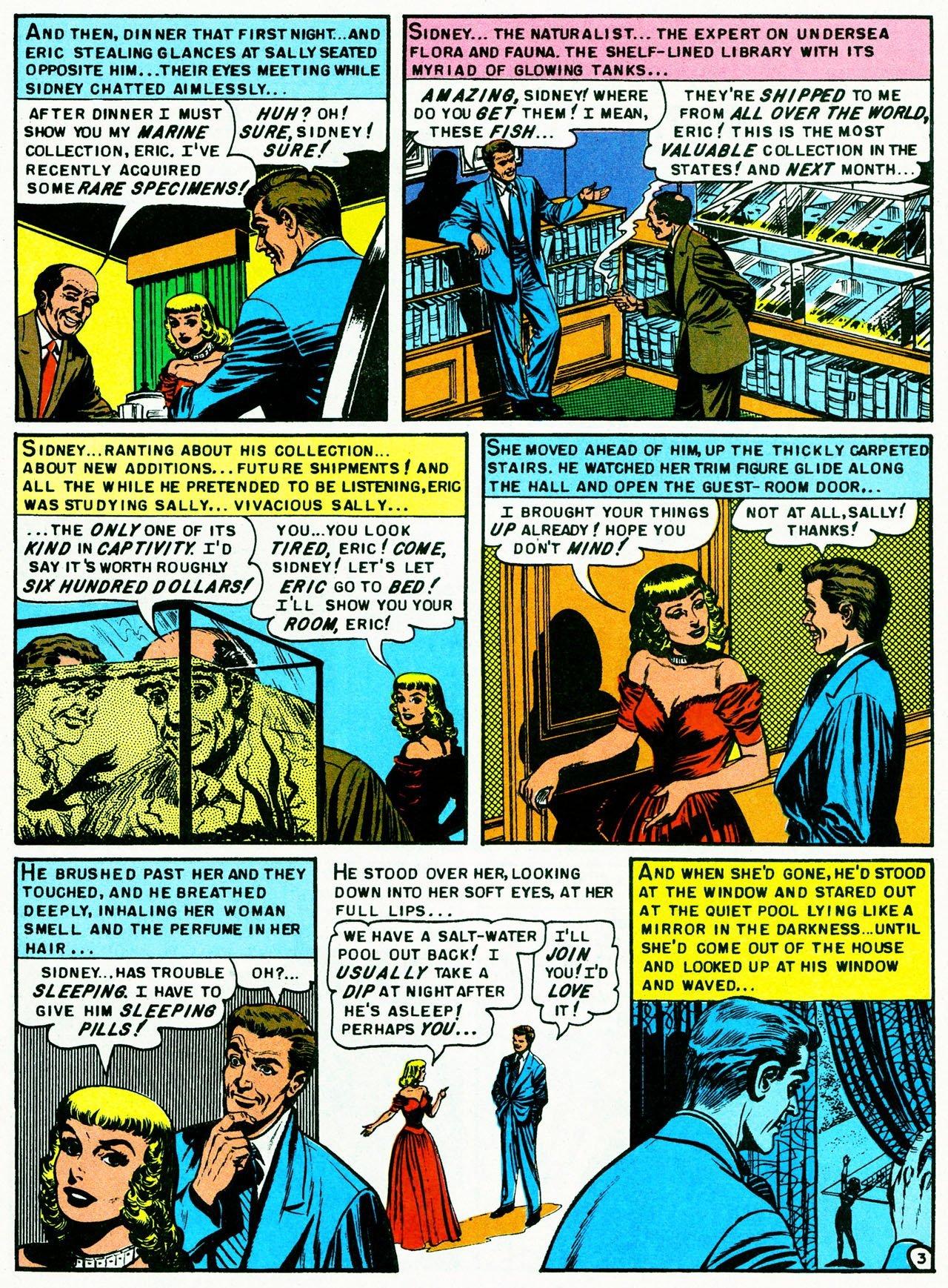 Read online Shock SuspenStories comic -  Issue #8 - 5