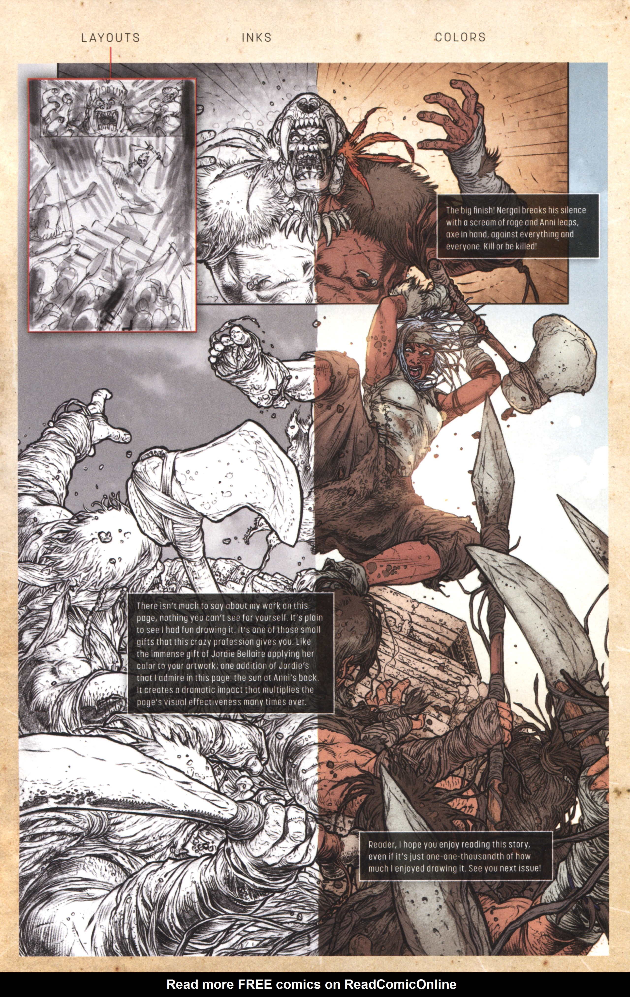 Read online Book of Death: Legends of the Geomancer comic -  Issue #1 - 25