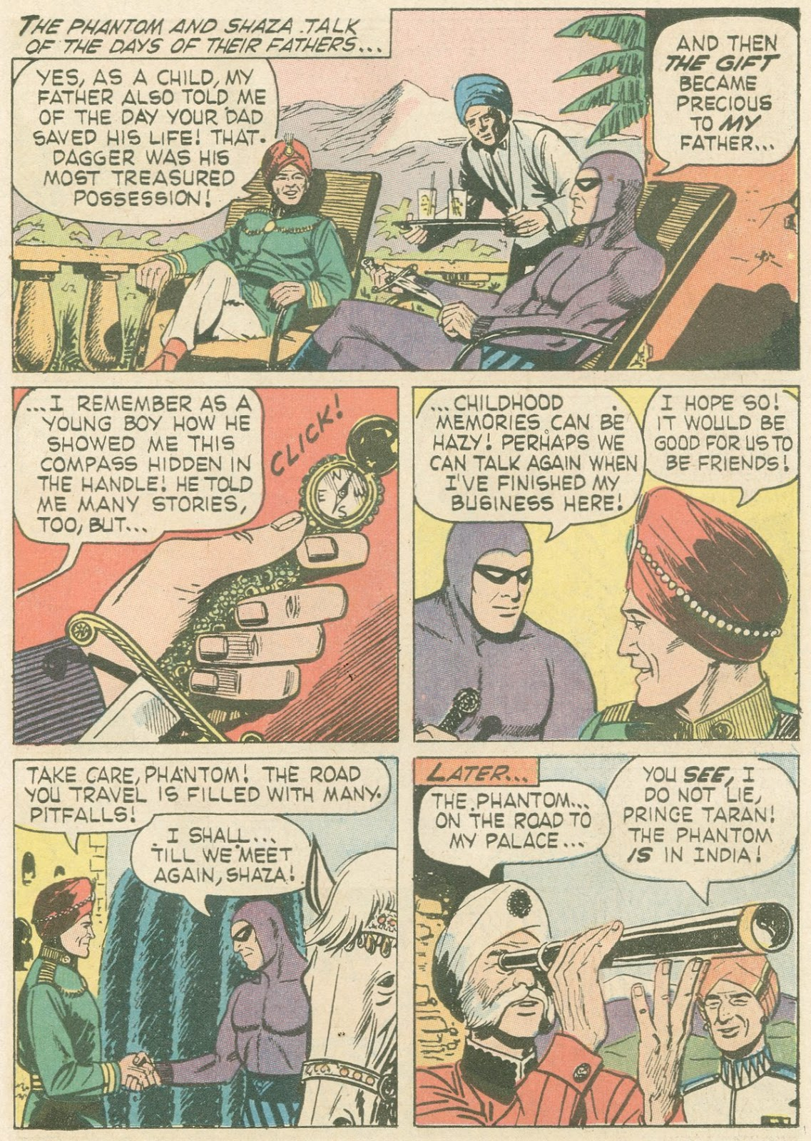 The Phantom (1966) issue 21 - Page 20
