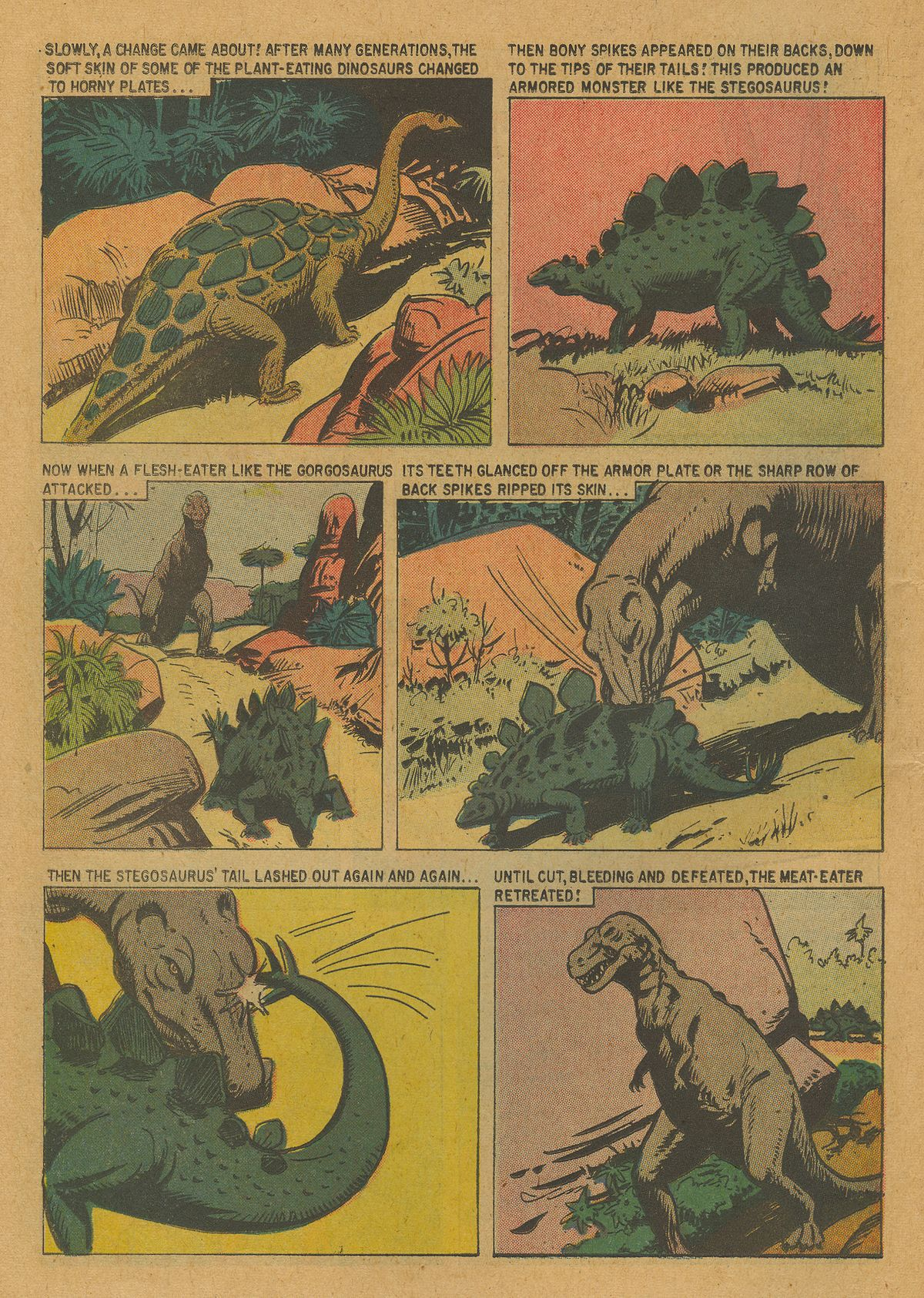 Read online Turok, Son of Stone comic -  Issue #21 - 18